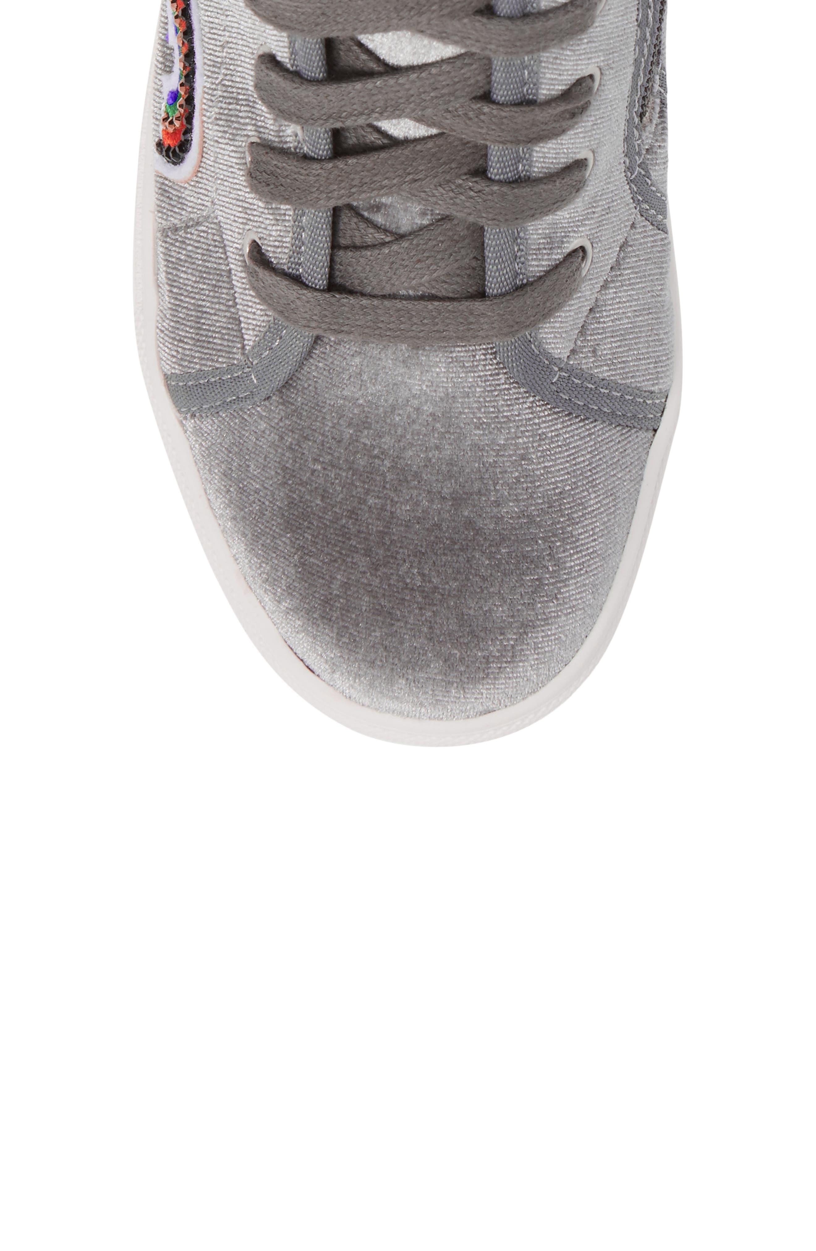 J-BFF High Top Sneaker,                             Alternate thumbnail 5, color,                             055
