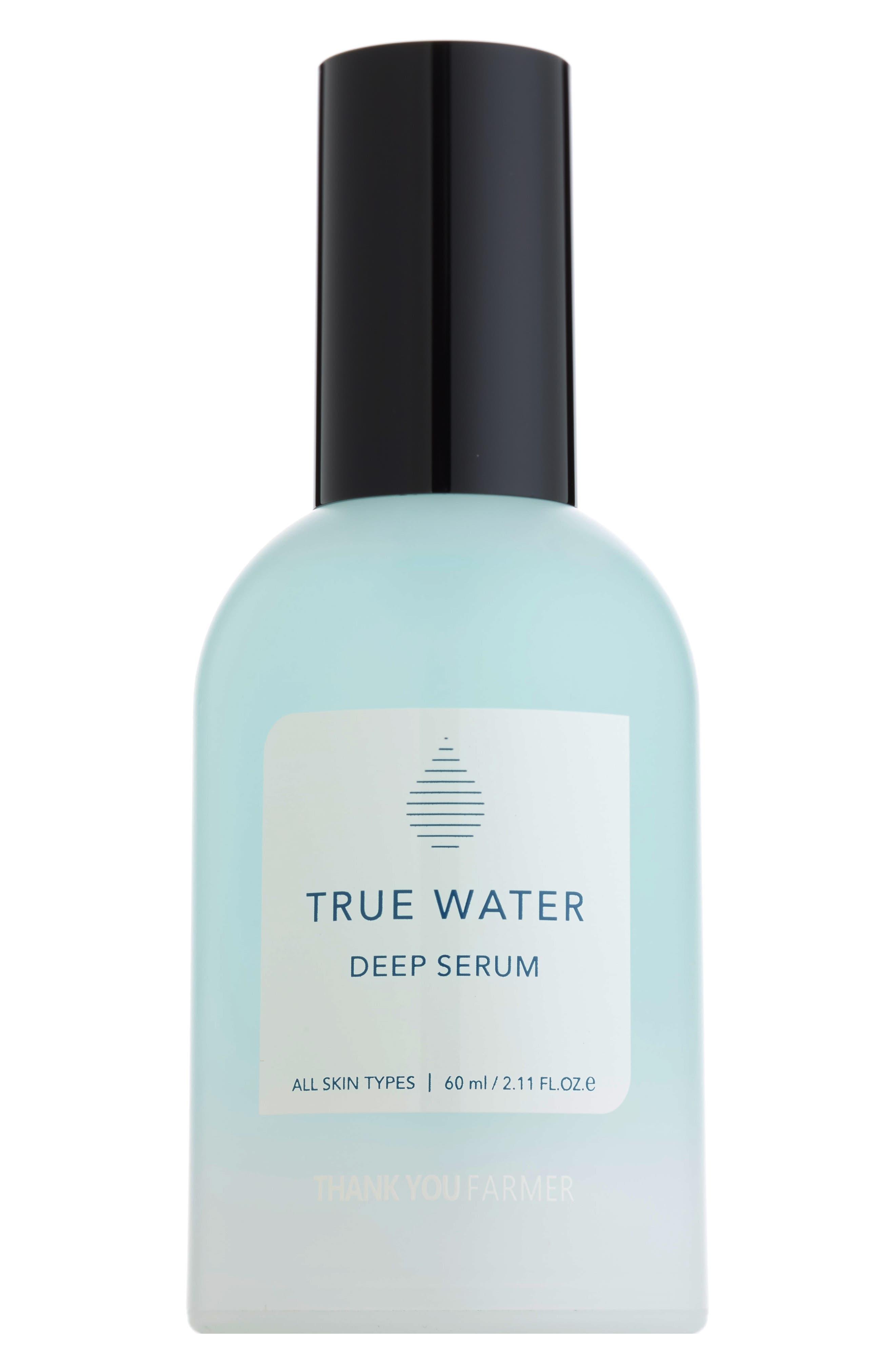 True Water Deep Serum,                             Main thumbnail 1, color,                             000
