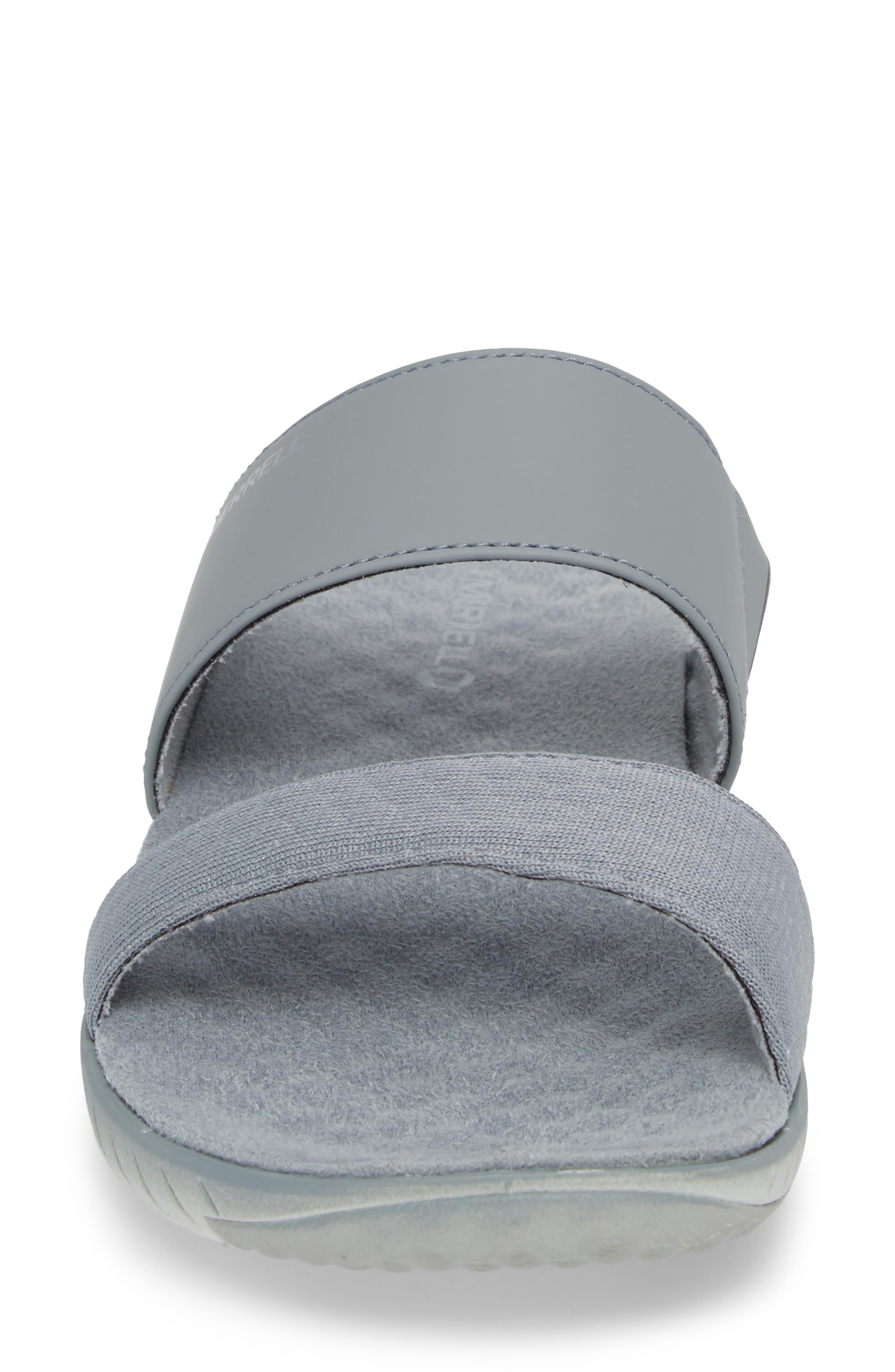 1SIX8 Linna Air Cushion+ Slide Sandal,                             Alternate thumbnail 14, color,
