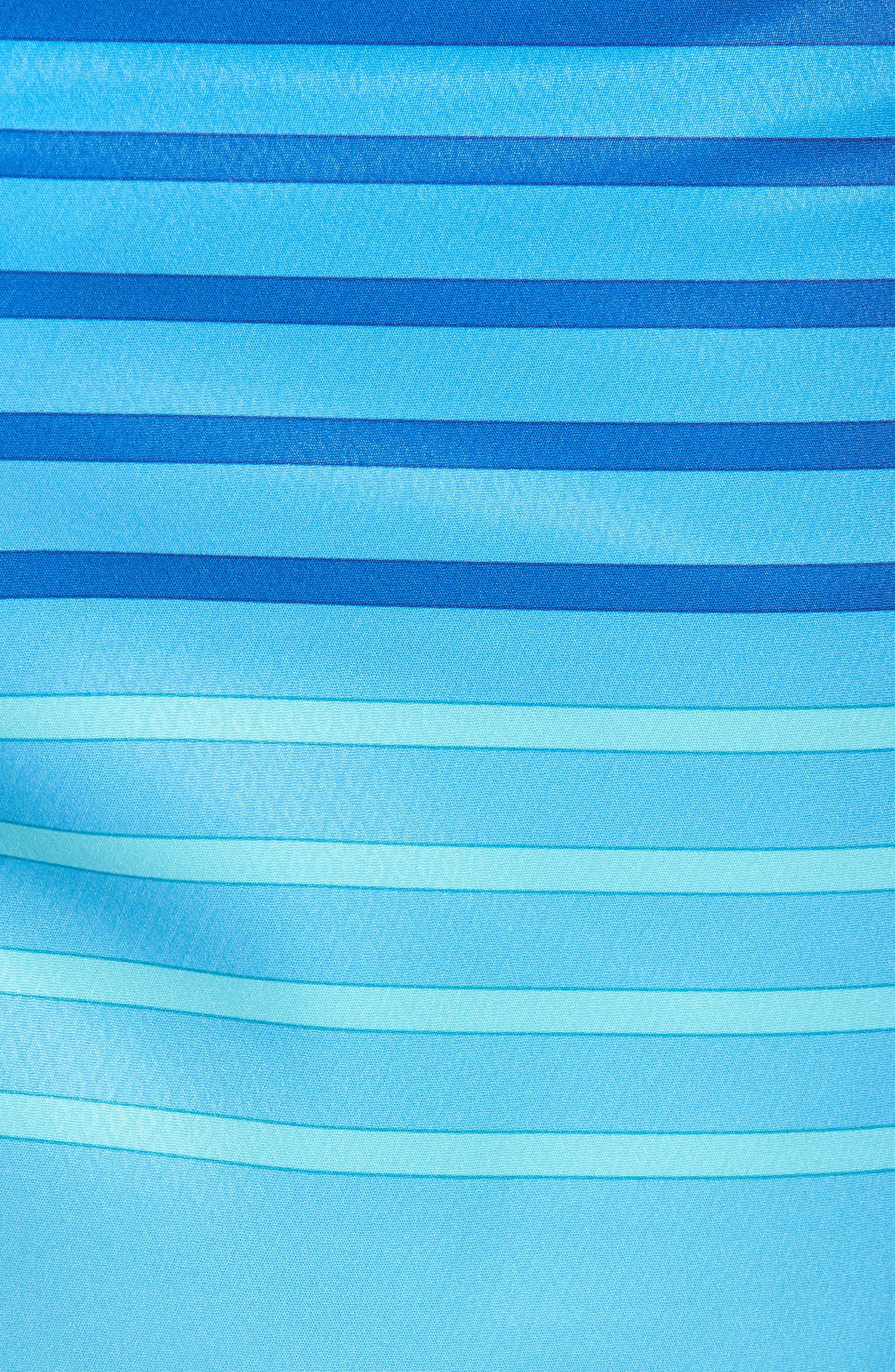 Surflodge Stripe Board Shorts,                             Alternate thumbnail 5, color,                             359
