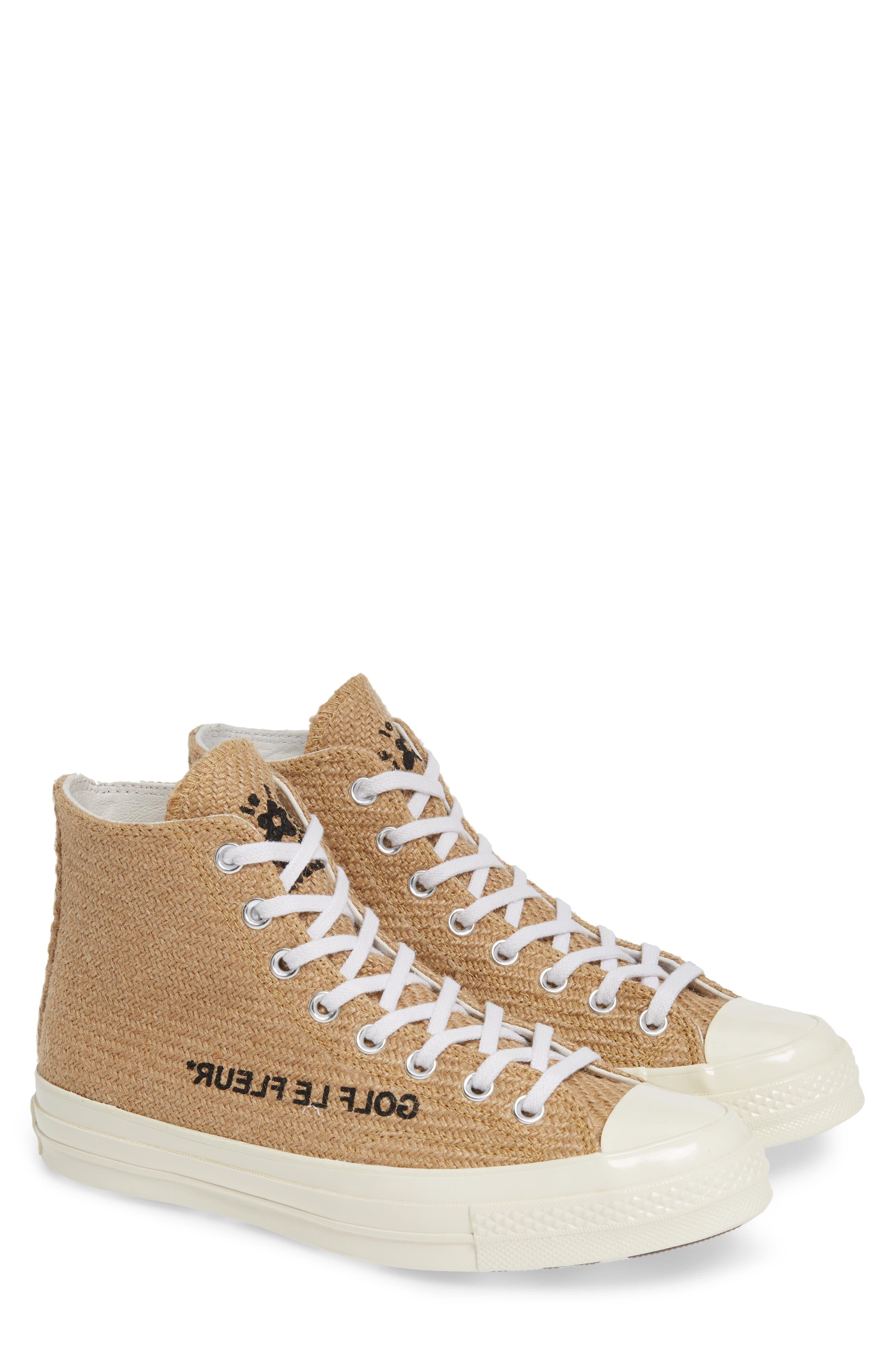 x GOLF le FLEUR* Chuck 70 High Top Sneaker,                             Main thumbnail 1, color,                             209