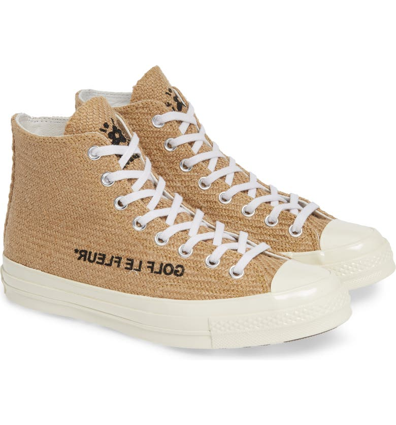 Converse X Golf Le Fleur Chuck 70 High Top Sneaker Men Nordstrom