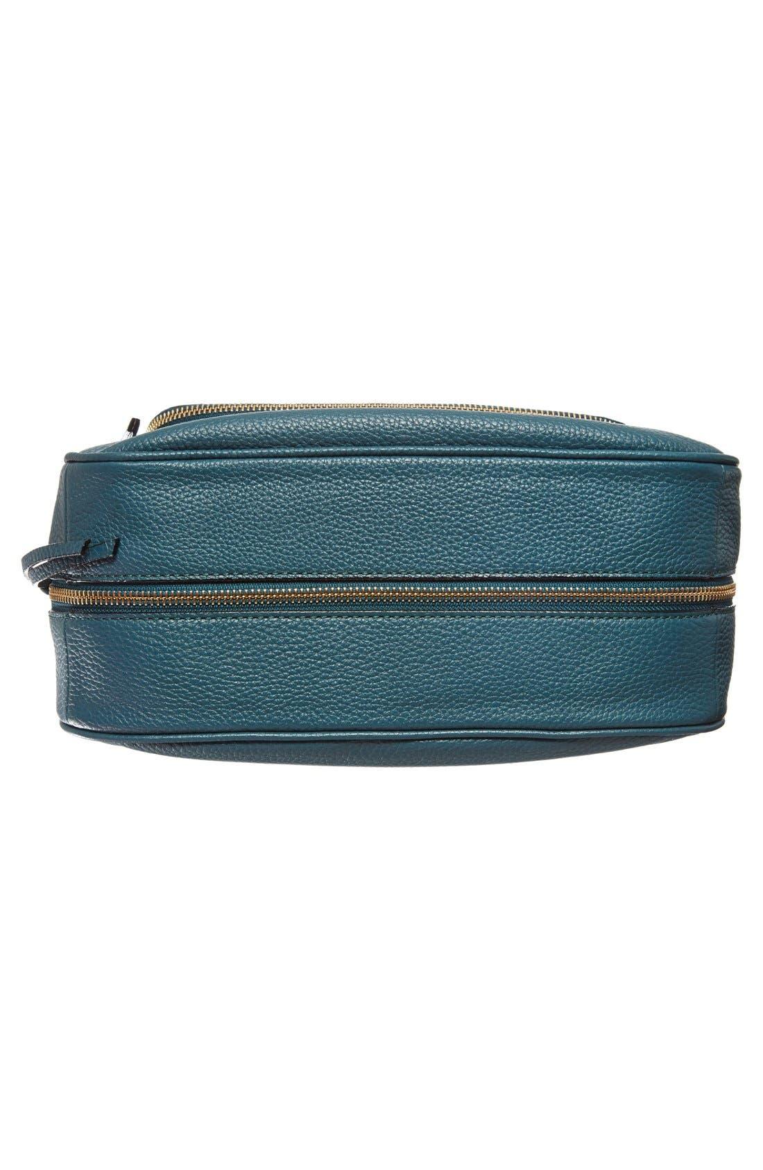cobble hill - deva leather crossbody bag,                             Alternate thumbnail 42, color,