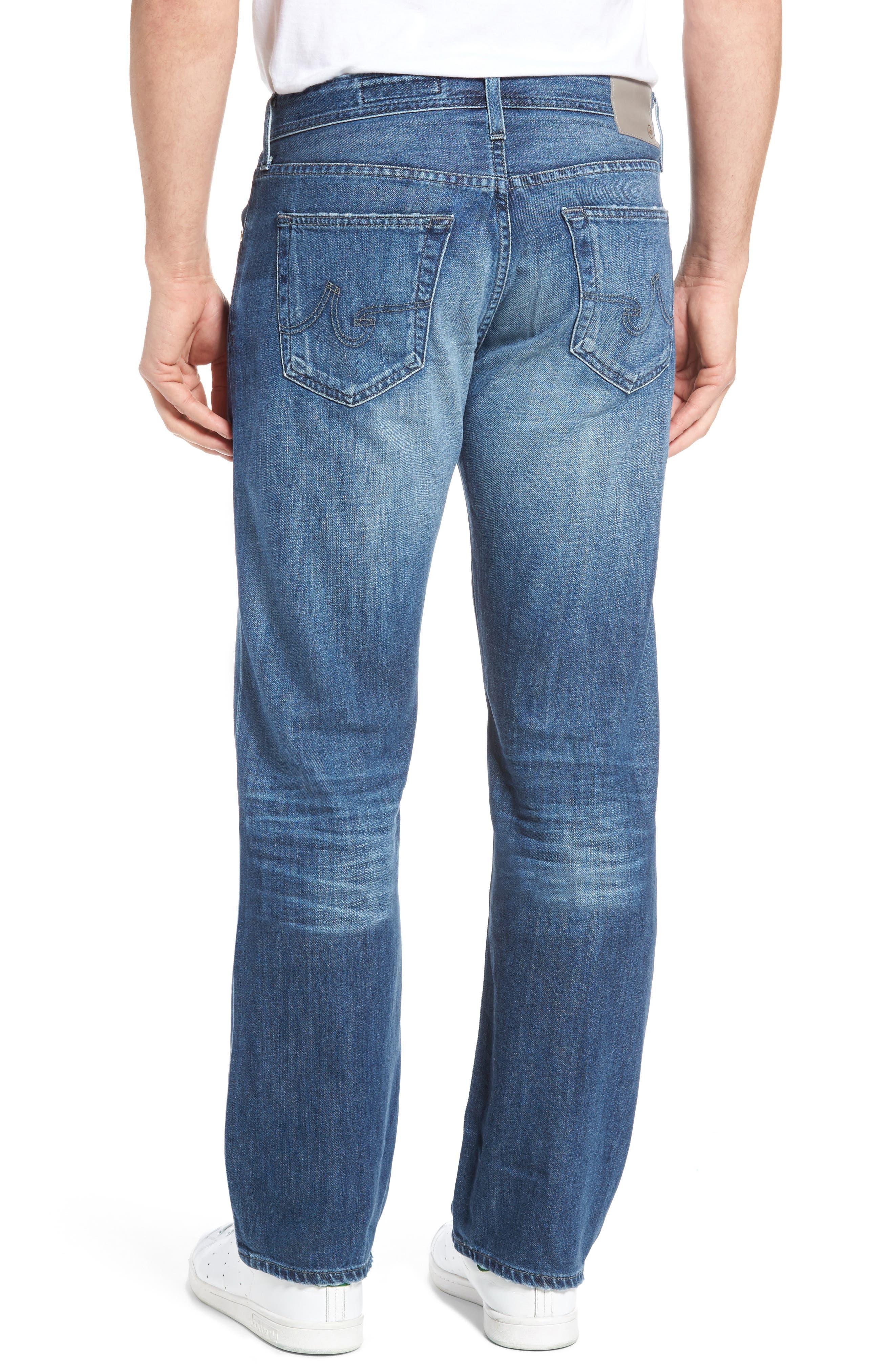 Protégé Relaxed Fit Jeans,                             Alternate thumbnail 2, color,                             472