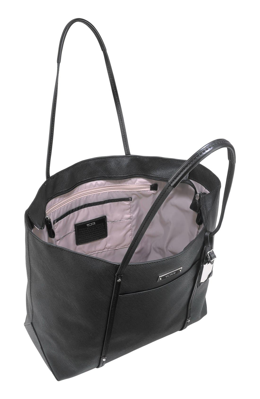 'Villa Q-Tote<sup>®</sup>' Tote,                             Alternate thumbnail 3, color,                             001