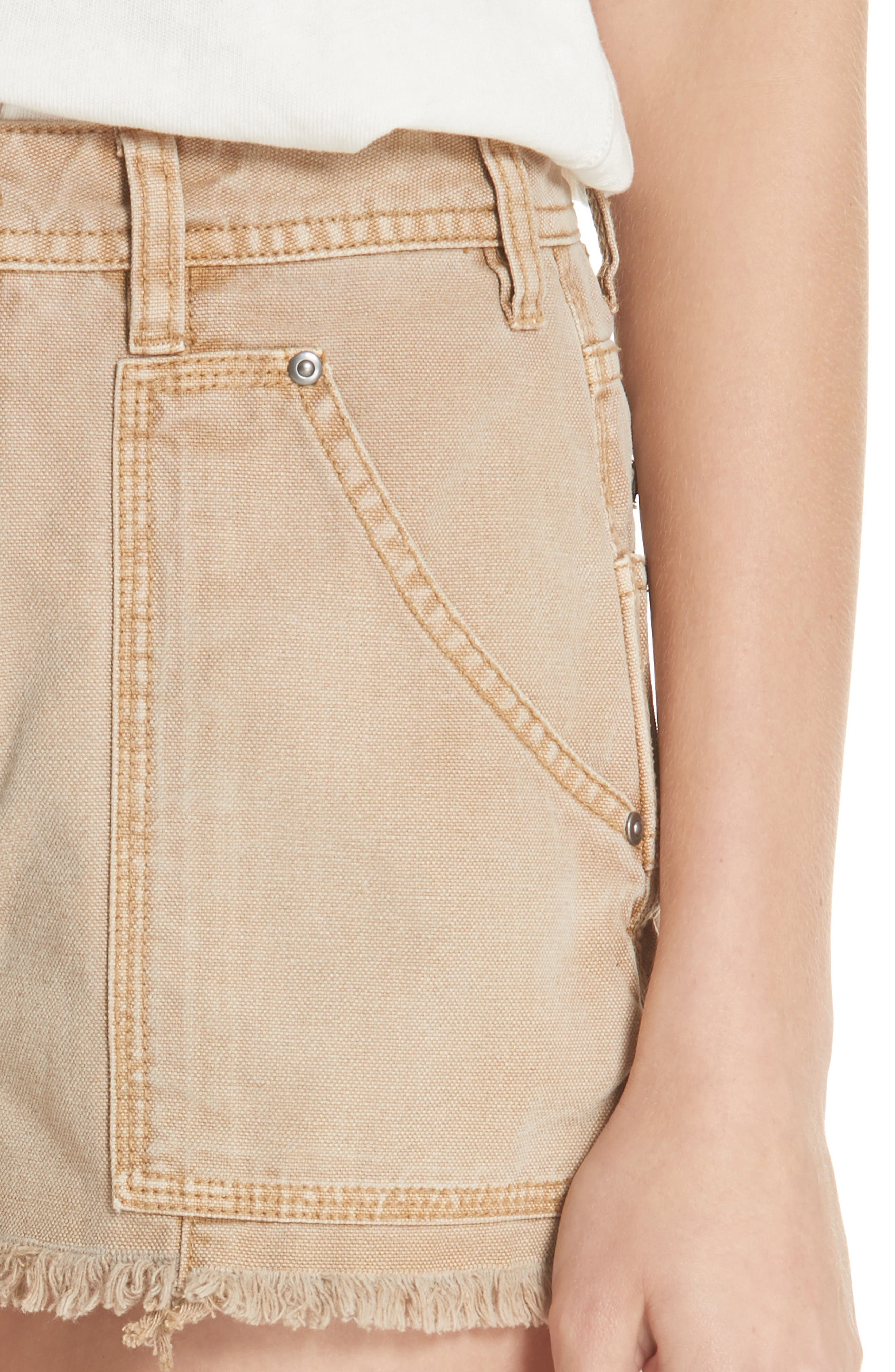 Get Far Out Cutoff Shorts,                             Alternate thumbnail 8, color,