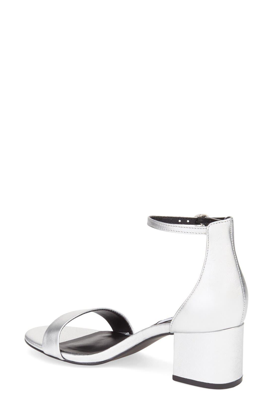Irenee Ankle Strap Sandal,                             Alternate thumbnail 46, color,