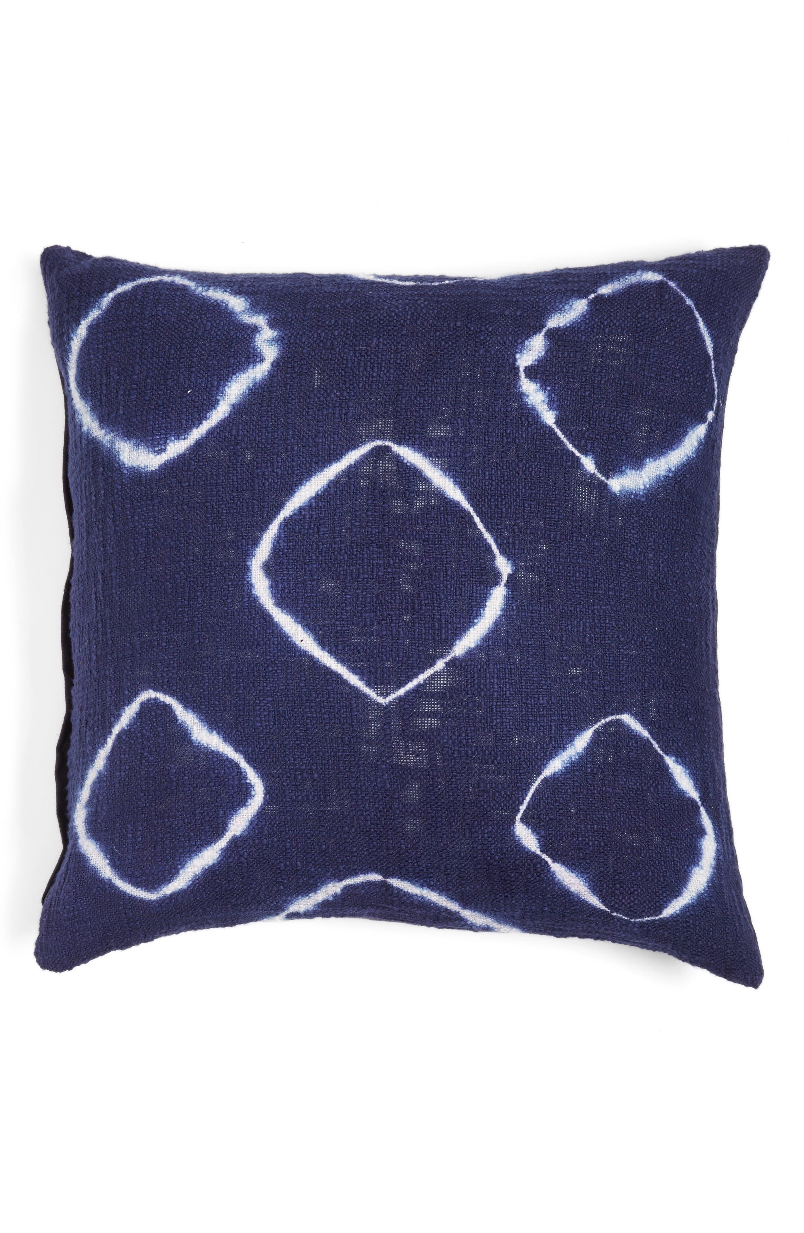 Medieval Blue Accent Pillow,                             Main thumbnail 1, color,                             400