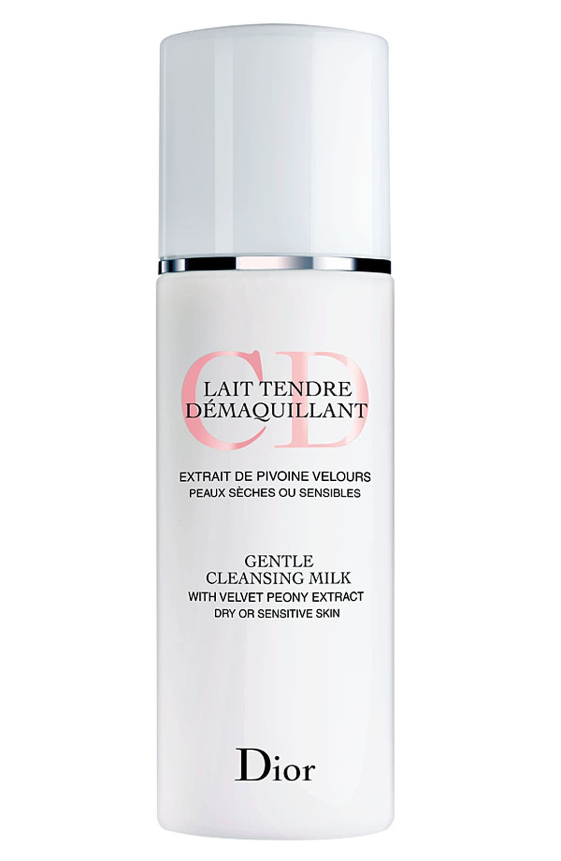 Gentle Cleansing Milk for Dry or Sensitive Skin,                             Main thumbnail 1, color,                             000