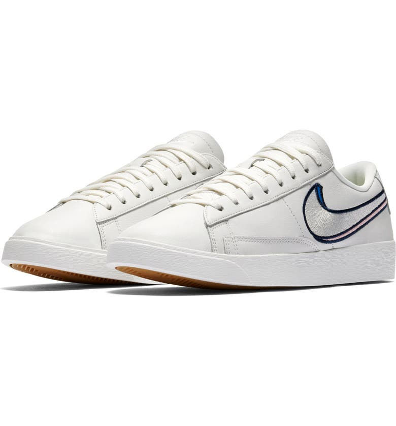 best service ce4c9 8c038 NIKE Blazer Low LX Sneaker, Main, color, 100