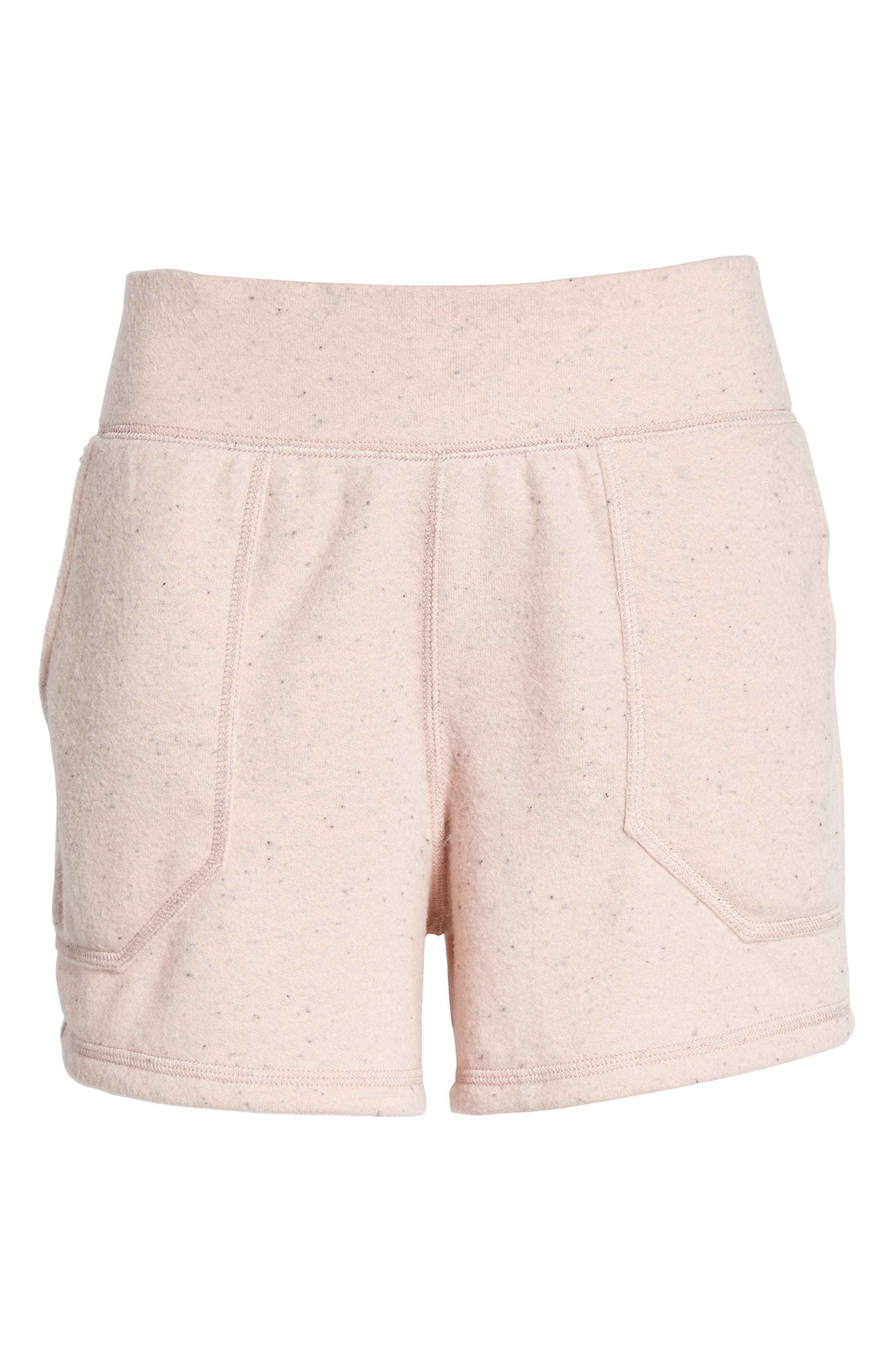 Off-Duty French Terry Shorts,                             Alternate thumbnail 6, color,                             680