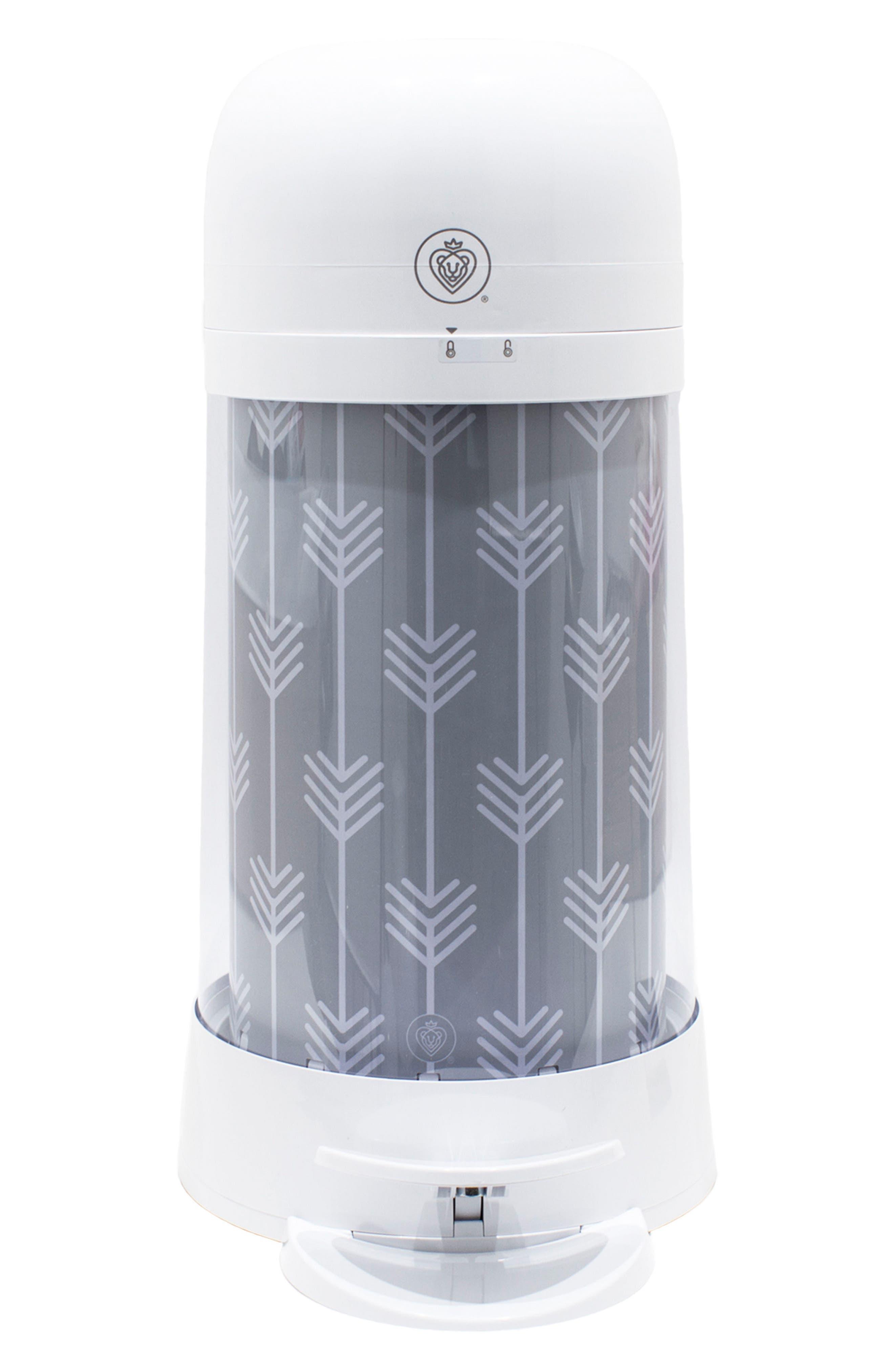 PRINCE LIONHEART Twist'r Diaper Disposal System, Main, color, 020