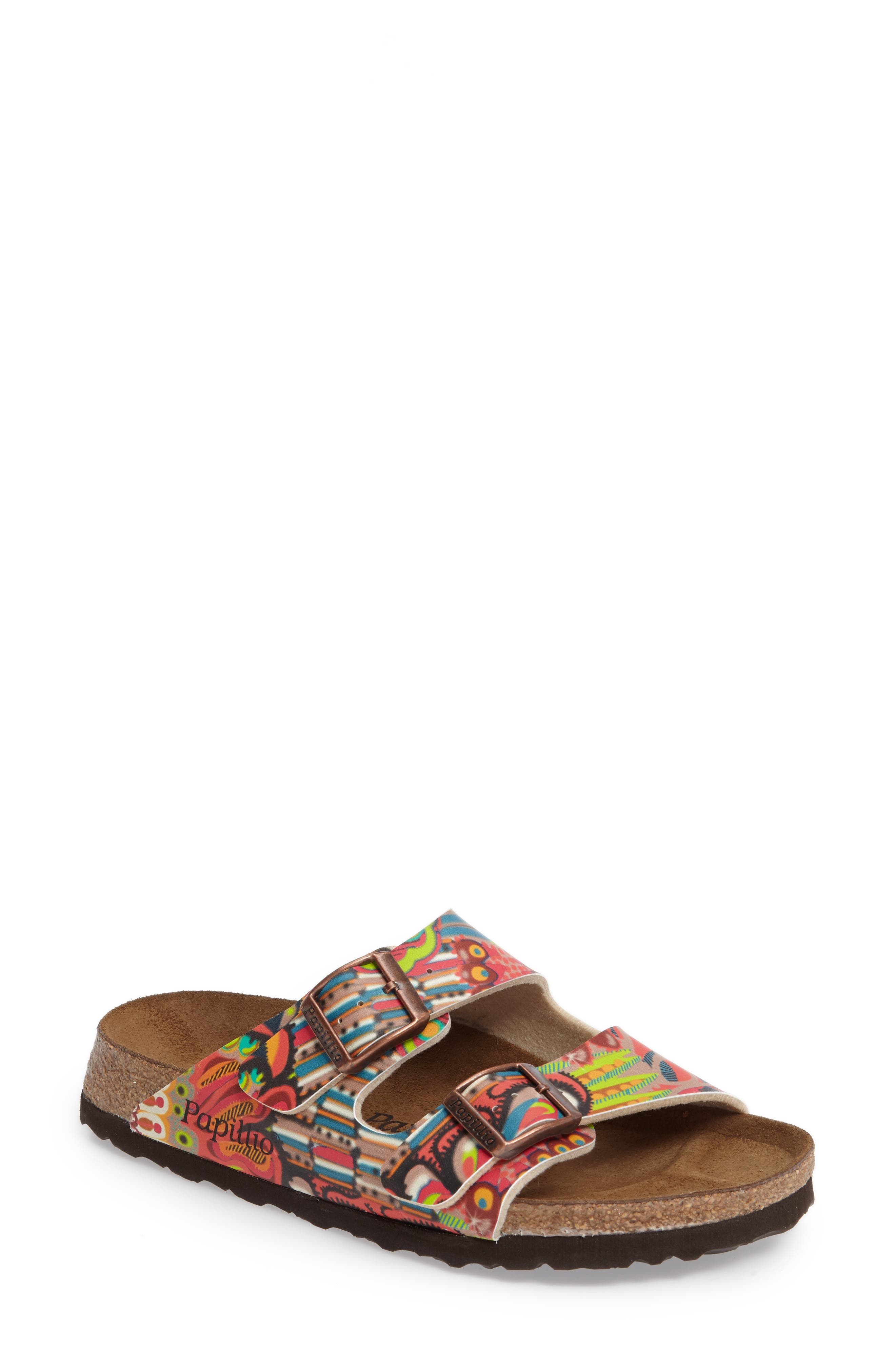 Papillio by Birkenstock 'Arizona' Birko-Flor Sandal,                             Main thumbnail 13, color,