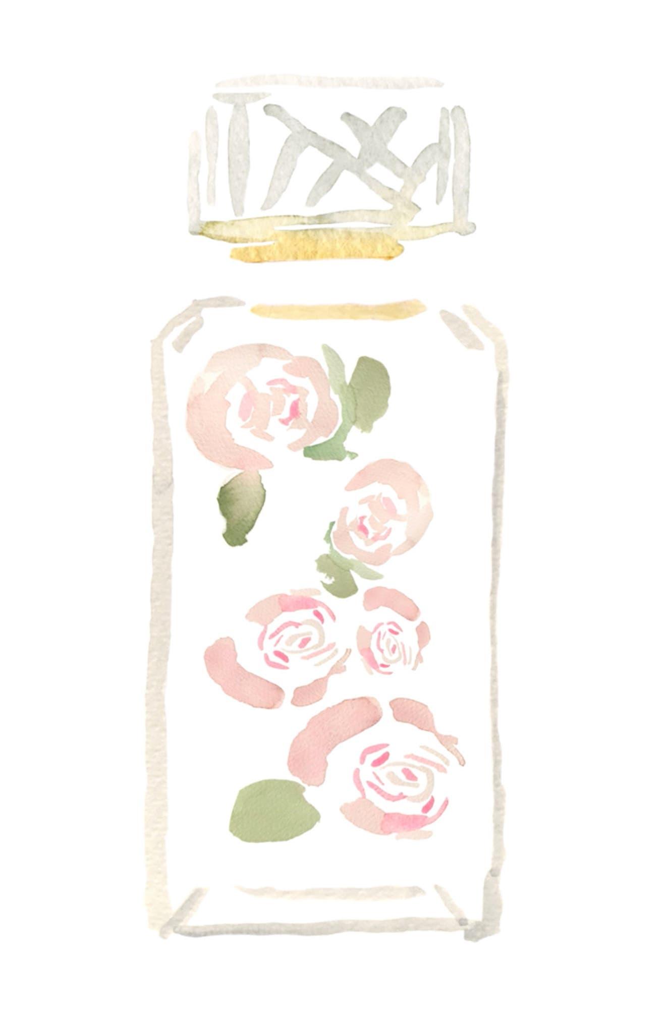 Jolie Fleur - Rose Eau de Parfum Spray,                             Alternate thumbnail 2, color,                             NO COLOR
