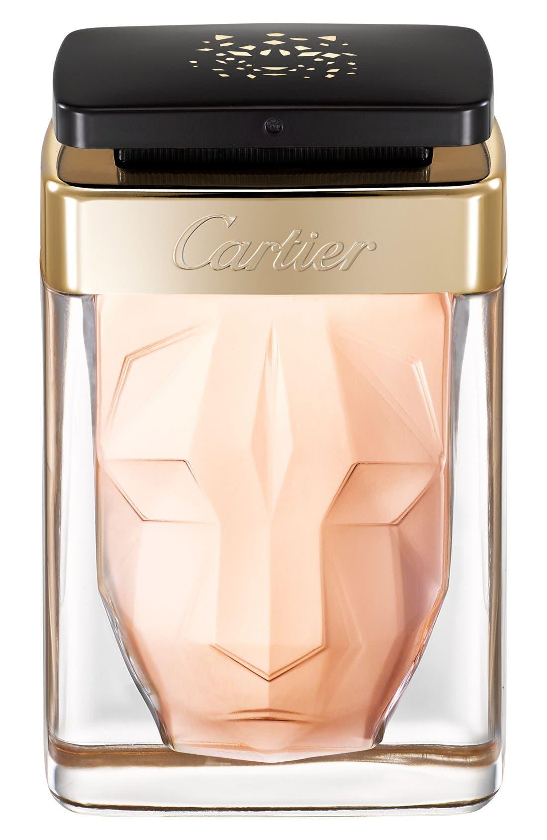 La Panthère Edition Soir Fragrance,                             Main thumbnail 1, color,                             NO COLOR