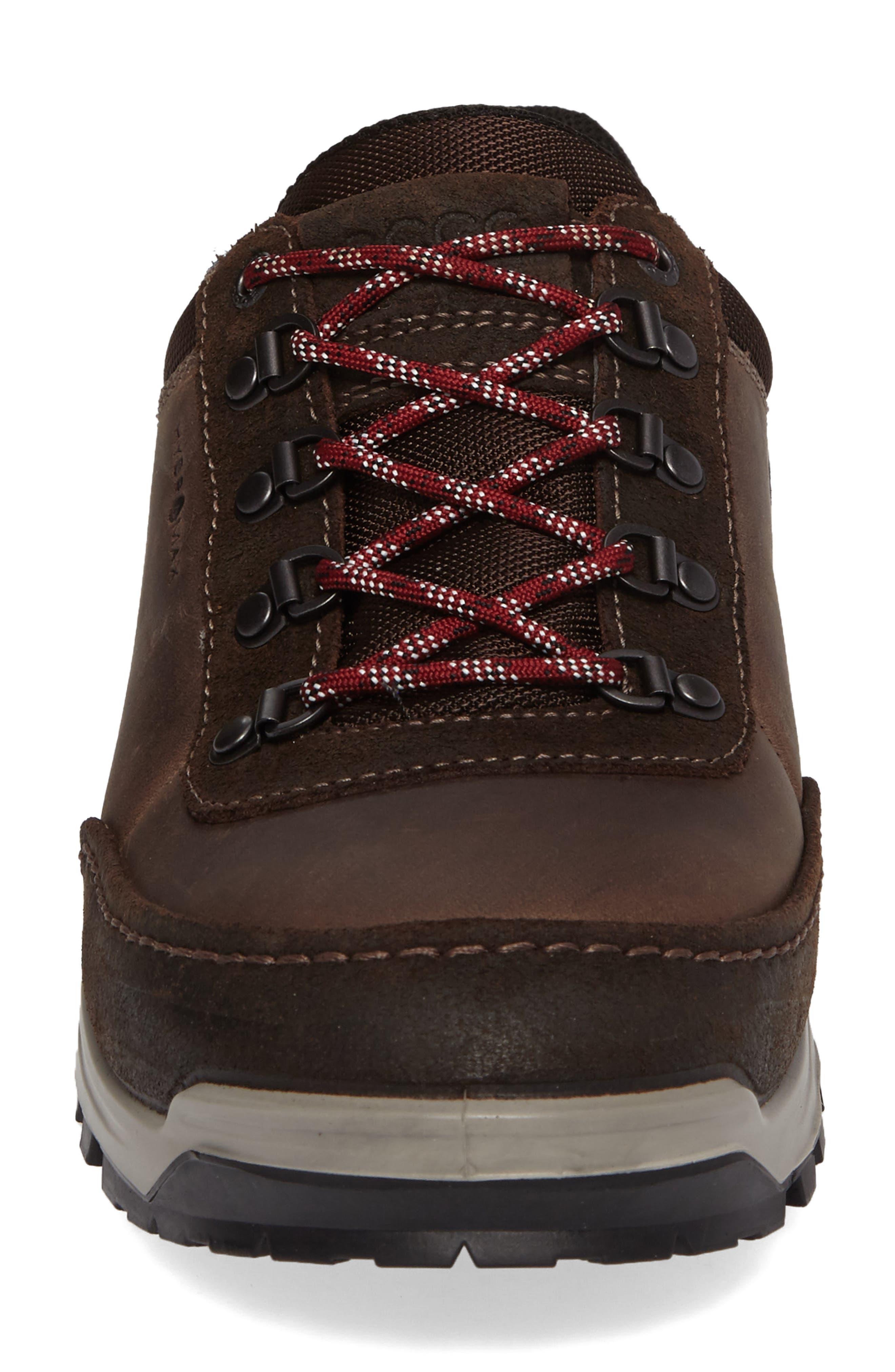 Oregon Sneaker,                             Alternate thumbnail 4, color,                             COFFEE NUBUCK