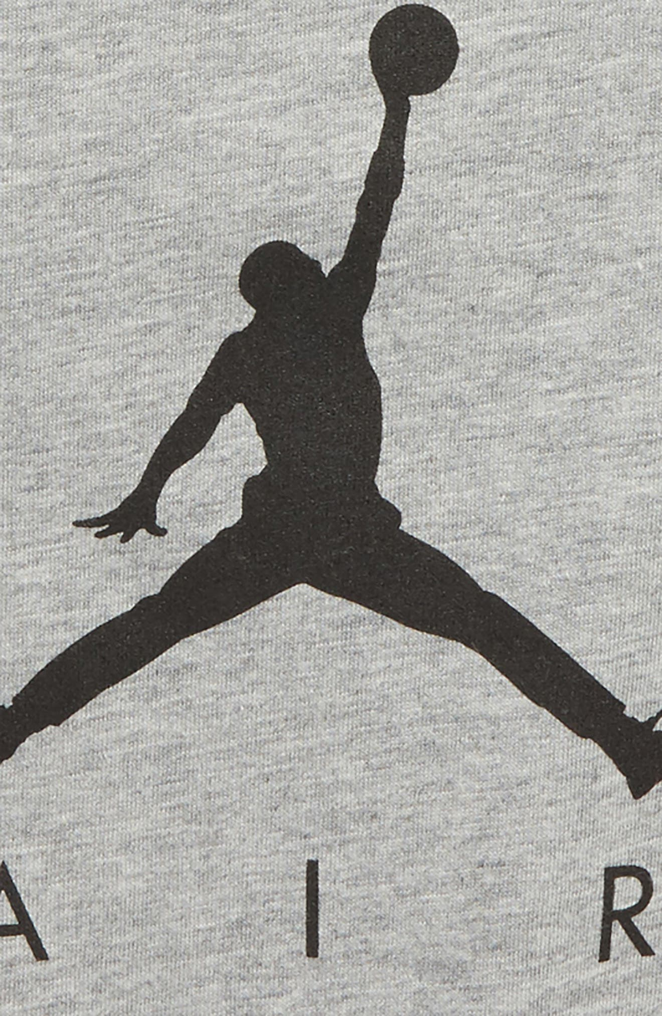 Jordan AJ3 Photo Graphic T-Shirt,                             Alternate thumbnail 5, color,