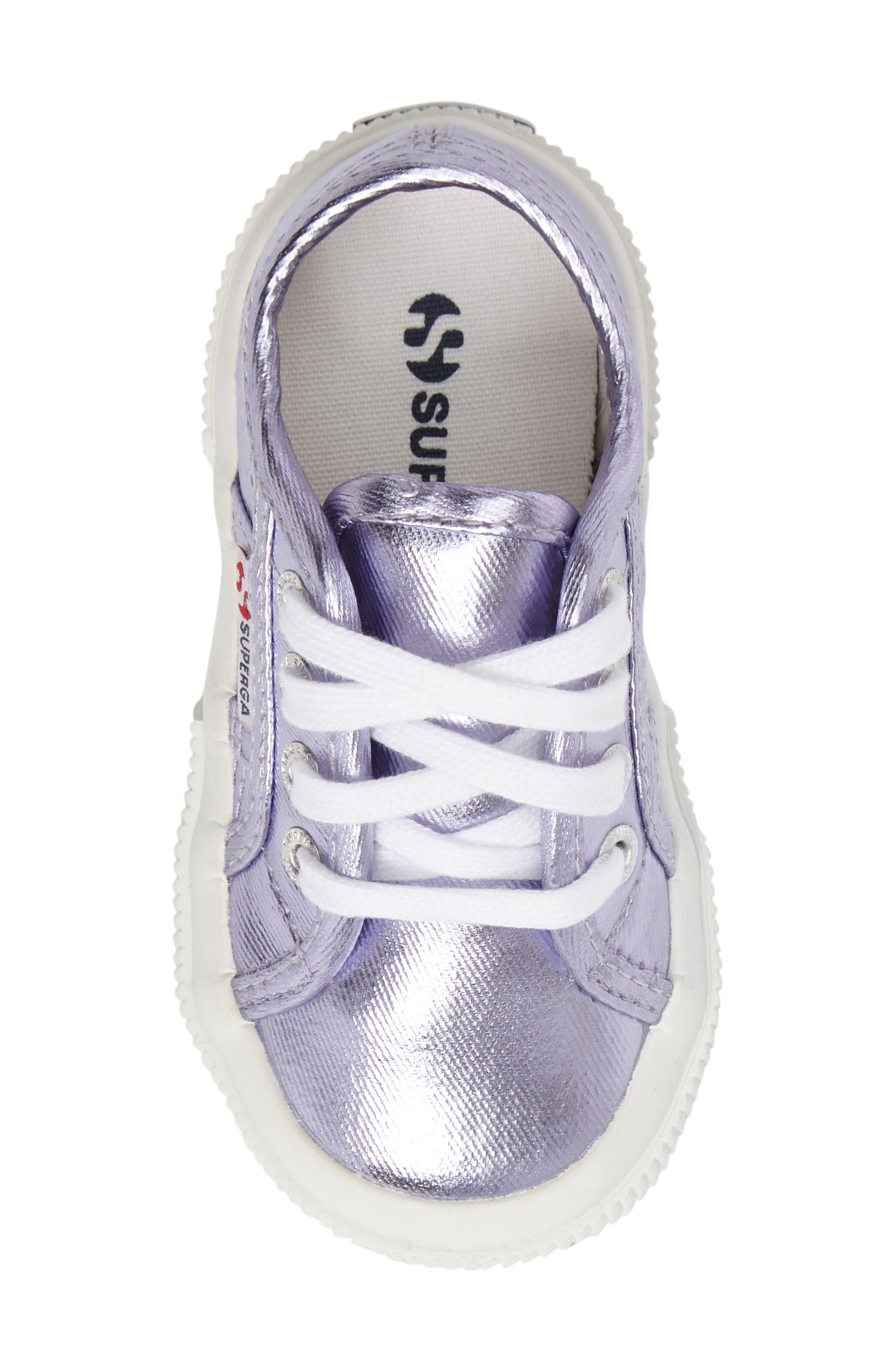 Metallic Sneaker,                             Alternate thumbnail 10, color,