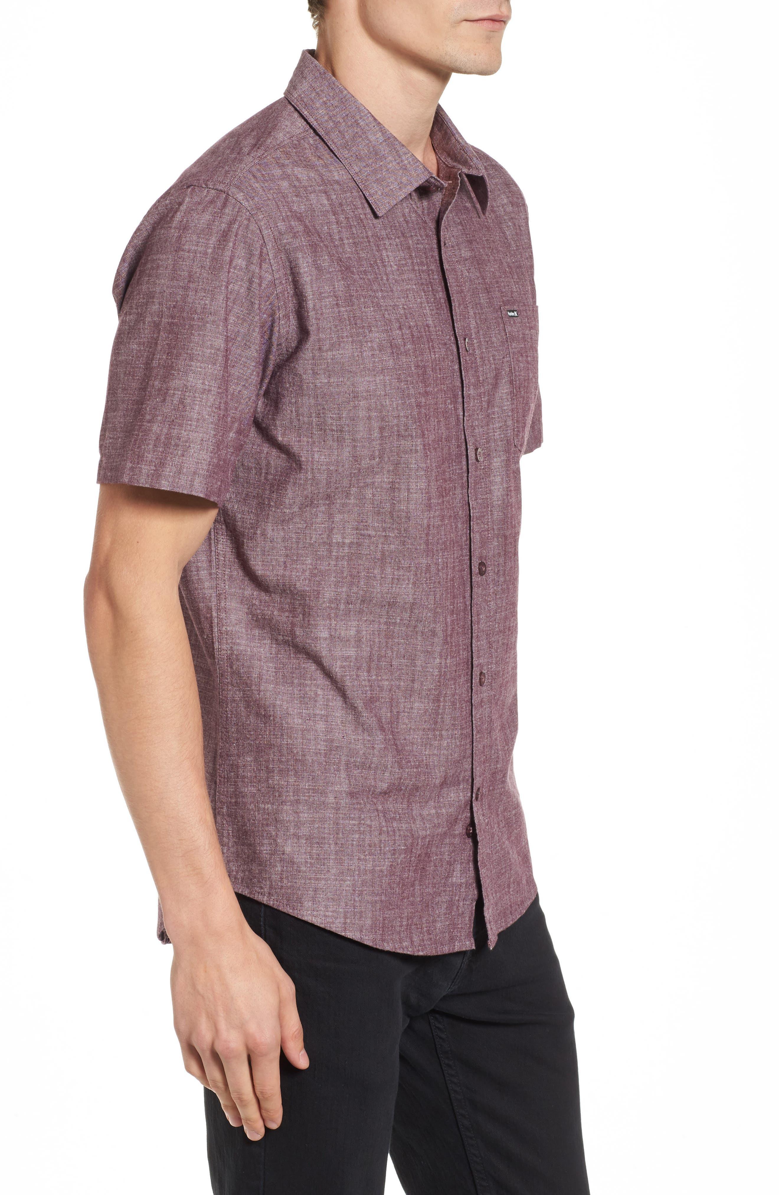 O & O 3.0 Woven Shirt,                             Alternate thumbnail 3, color,                             644