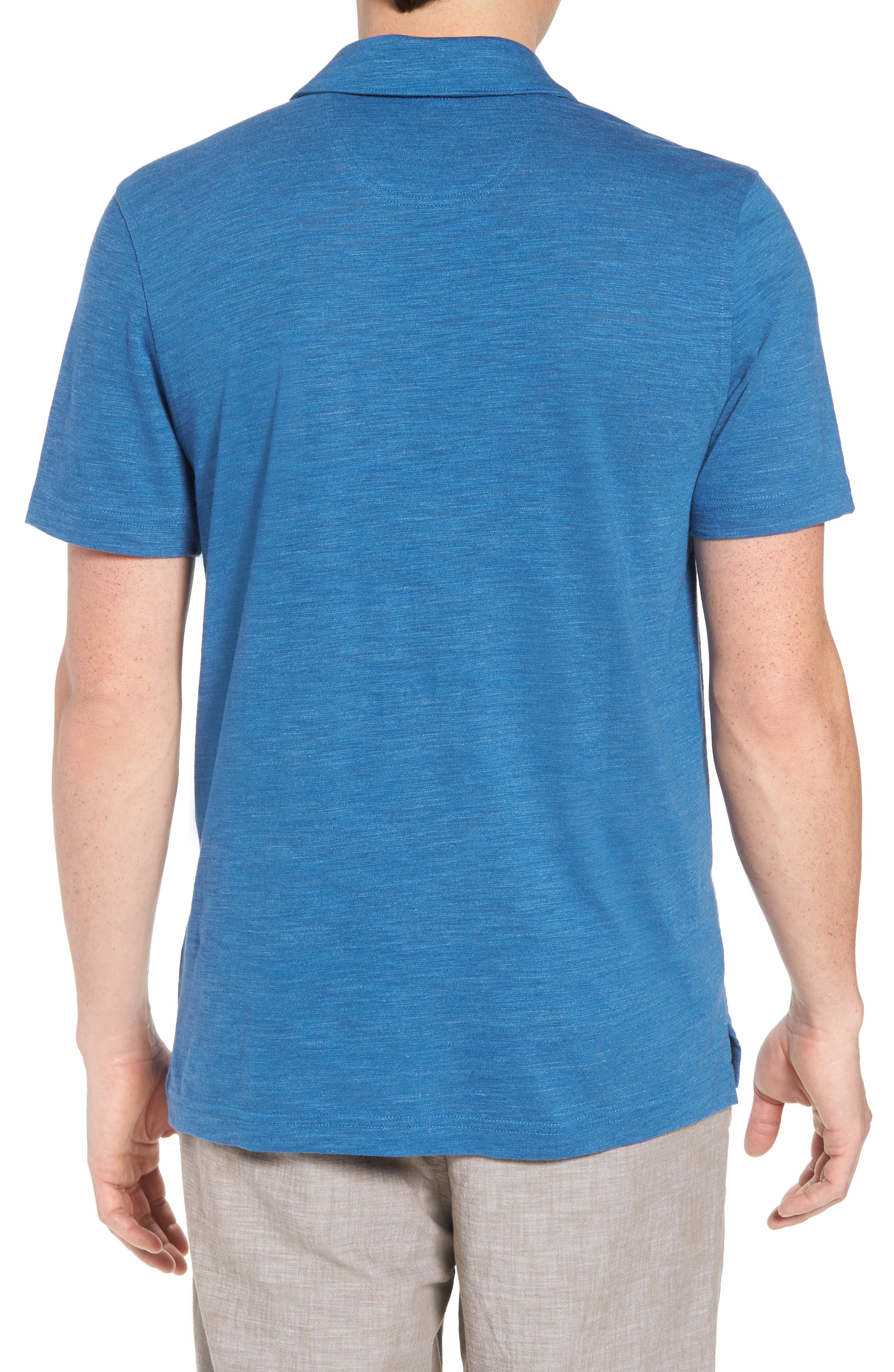 Space Dyed Pocket Polo,                             Alternate thumbnail 10, color,