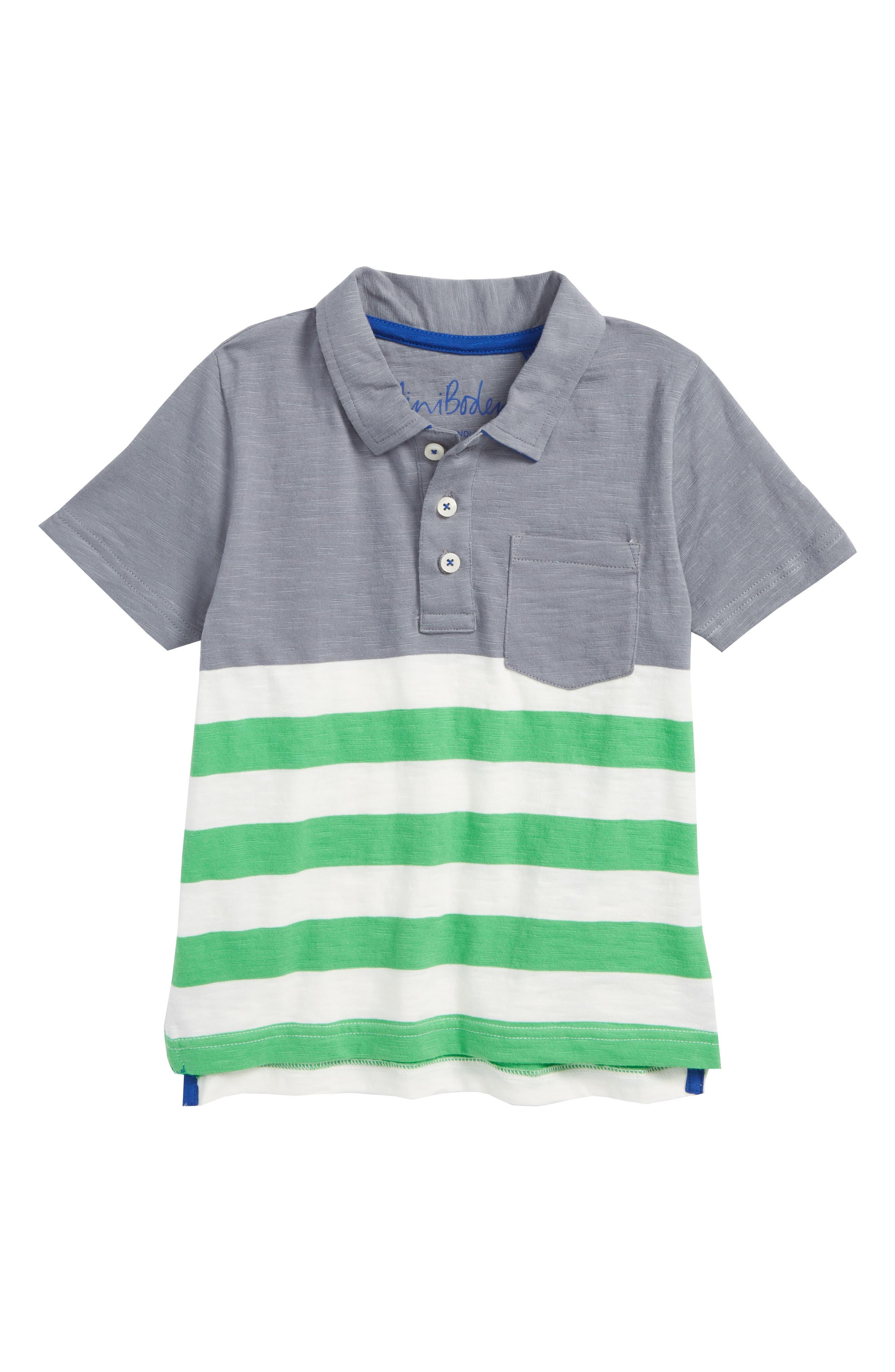 Stripe Polo,                         Main,                         color, 020