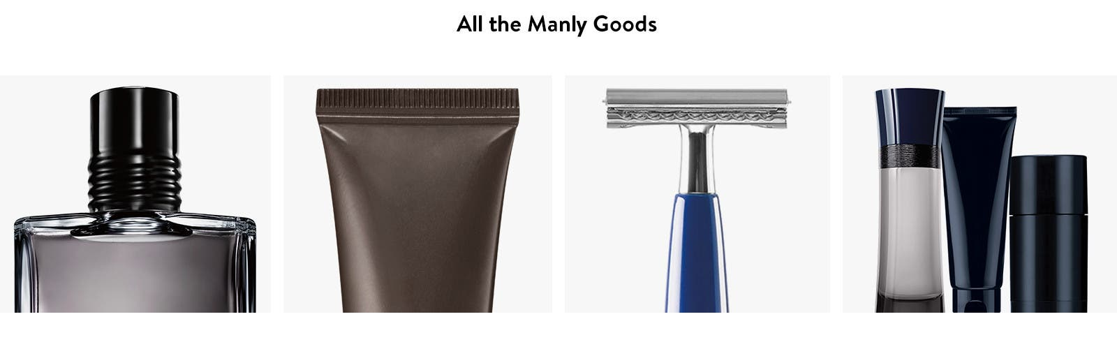 All the Manly Goods.