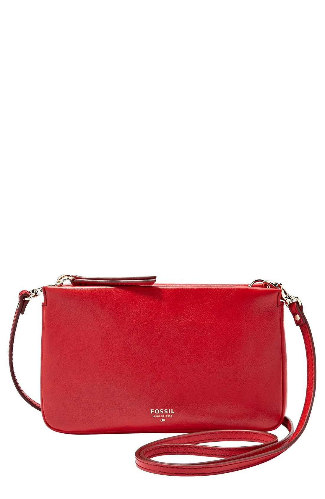 'Mini' Crossbody Bag,                             Main thumbnail 5, color,