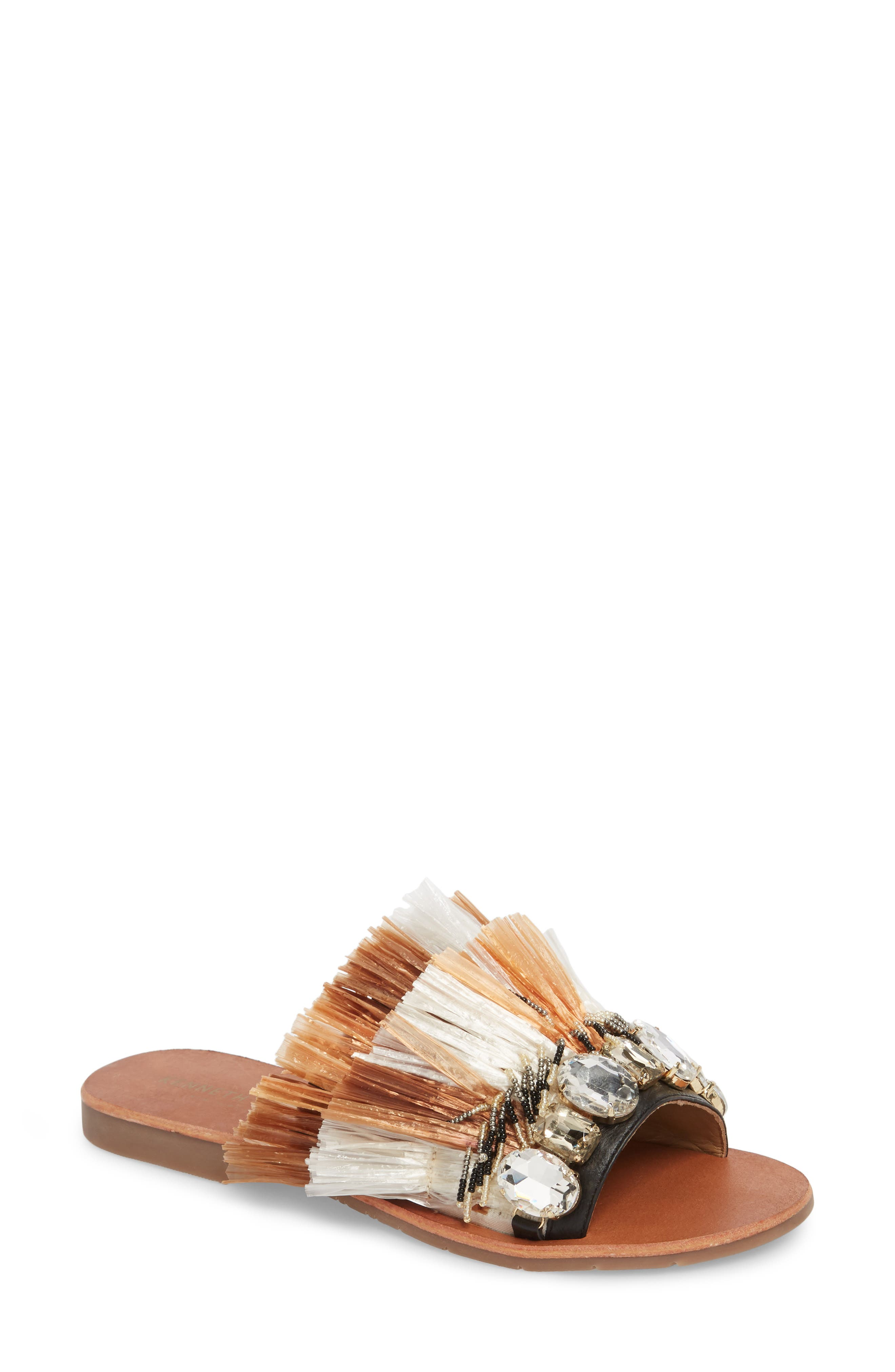Heron Slide Sandal,                         Main,                         color,