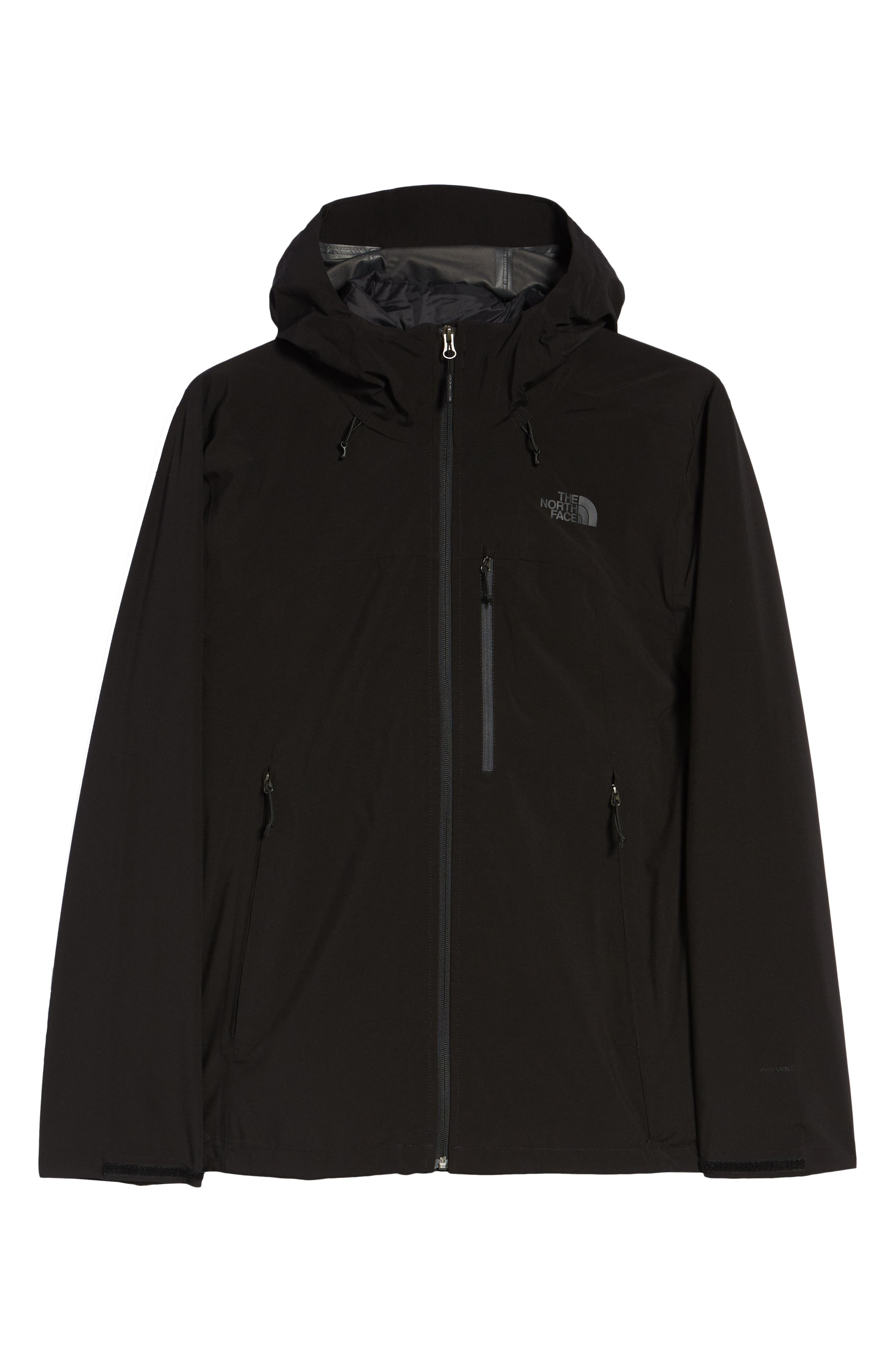 ThermoBall TriClimate<sup>®</sup> 3-in-1 Jacket,                             Alternate thumbnail 6, color,                             TNF BLACK/TNF BLACK