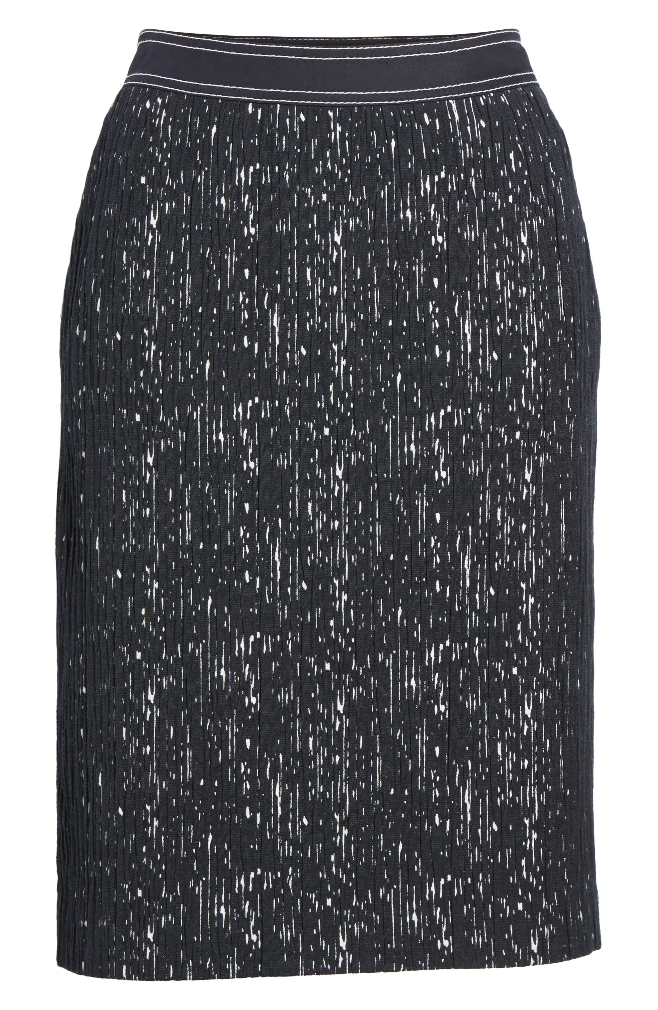 Veleara Pencil Skirt,                             Alternate thumbnail 6, color,
