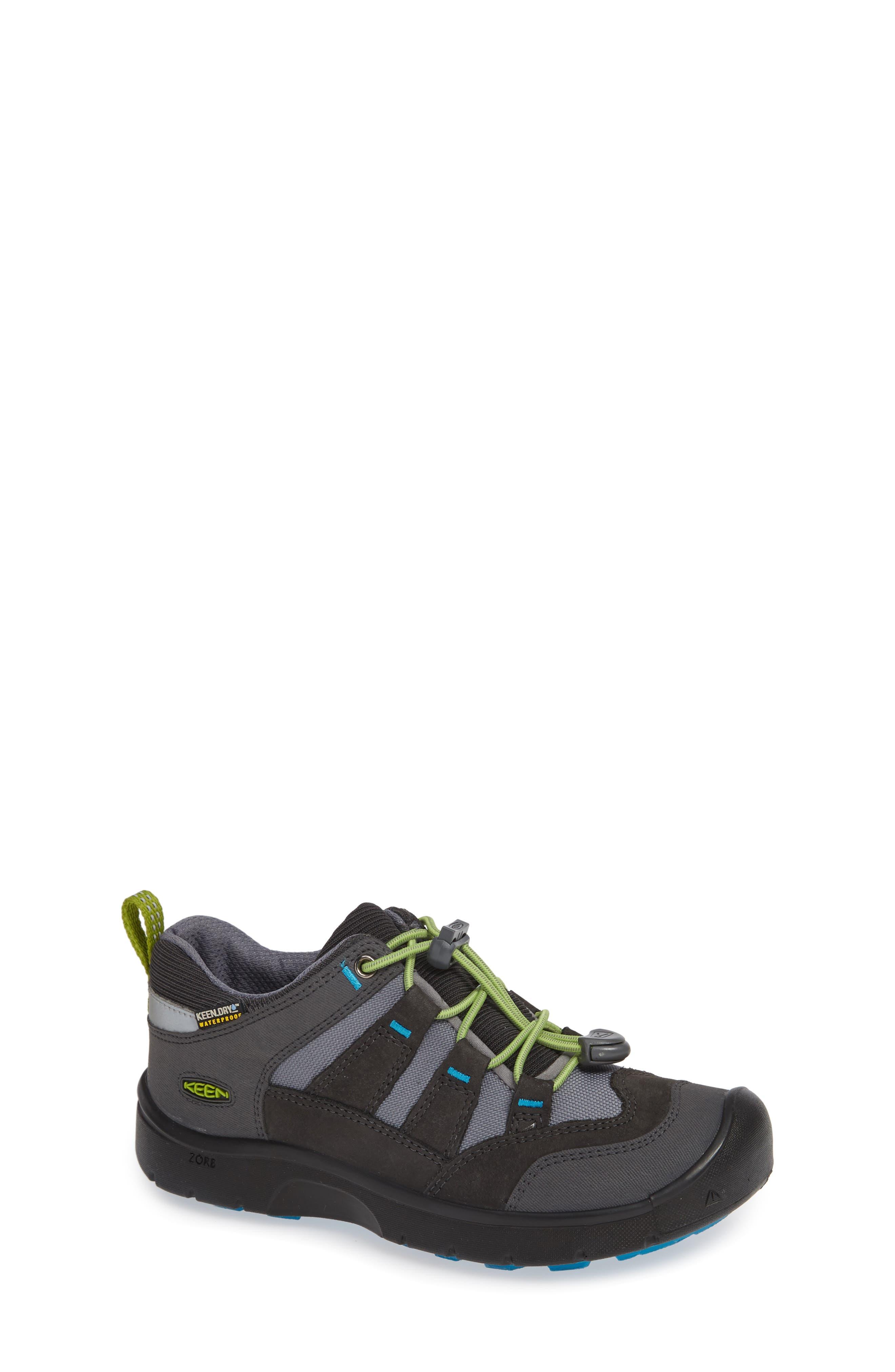Hikeport Waterproof Sneaker,                         Main,                         color, MAGNET/ GREENERY/ GREENERY