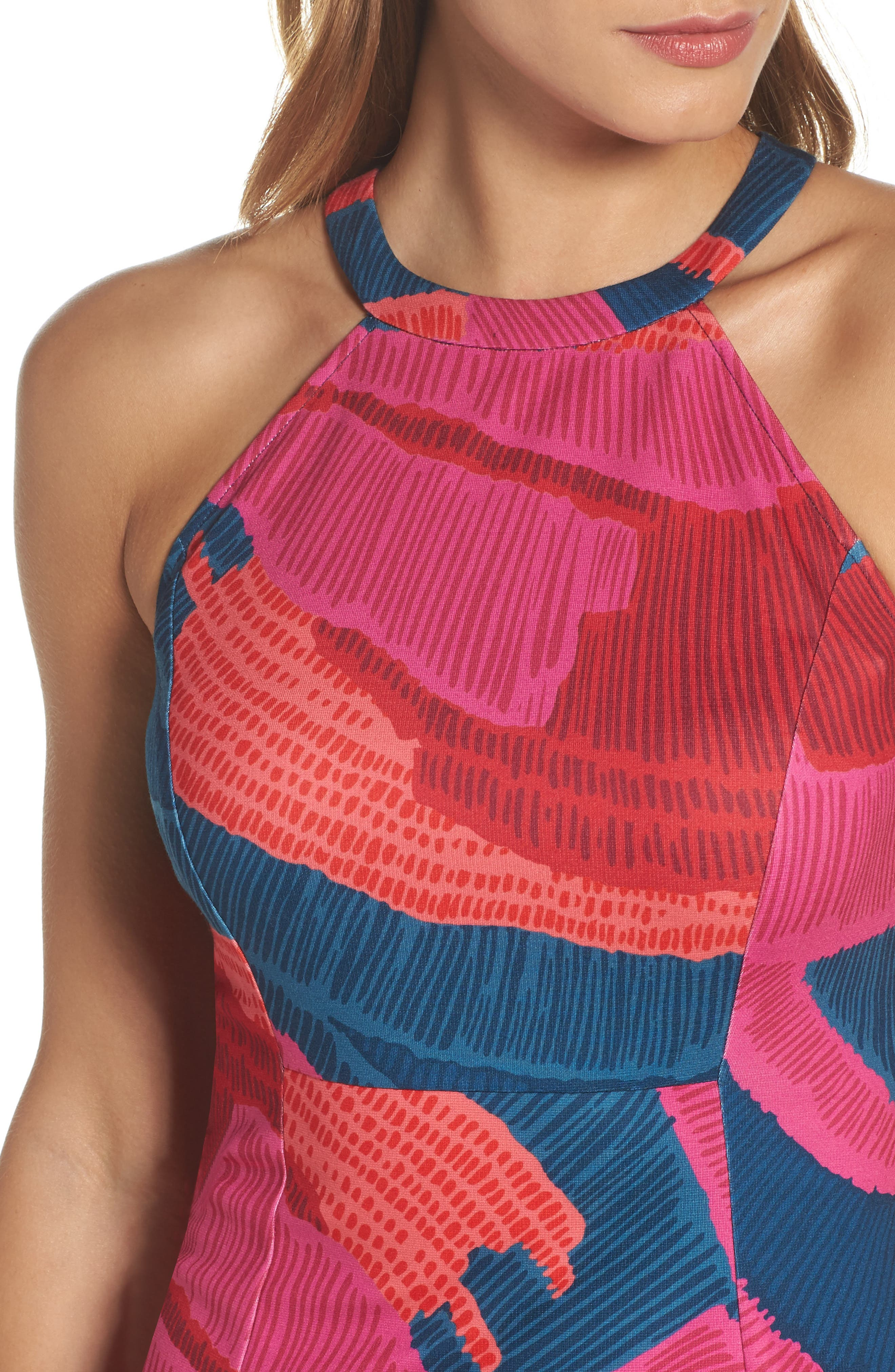El Rapido Dress,                             Alternate thumbnail 4, color,                             010