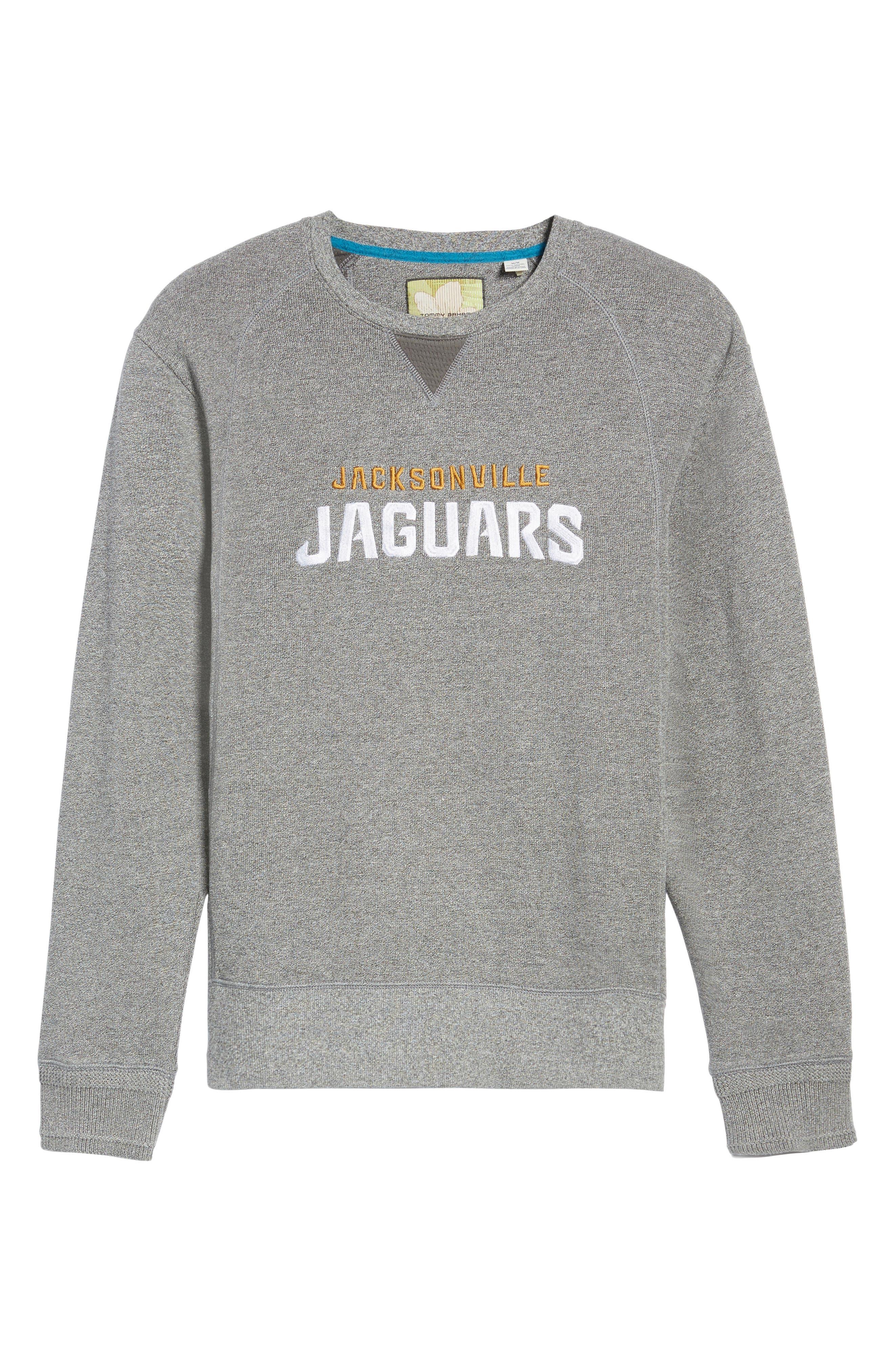 NFL Stitch of Liberty Embroidered Crewneck Sweatshirt,                             Alternate thumbnail 168, color,