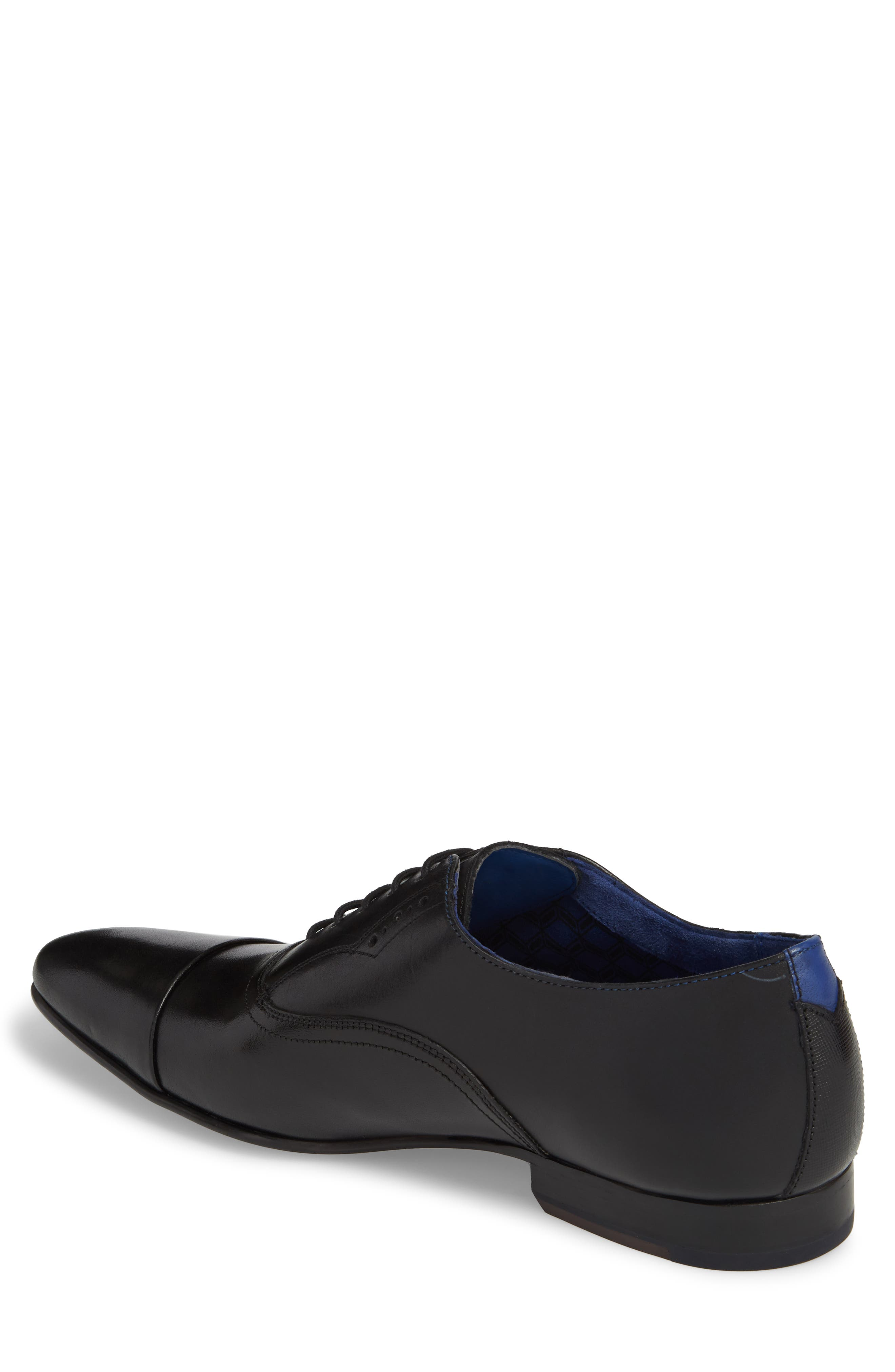 Murain Cap Toe Oxford,                             Alternate thumbnail 4, color,