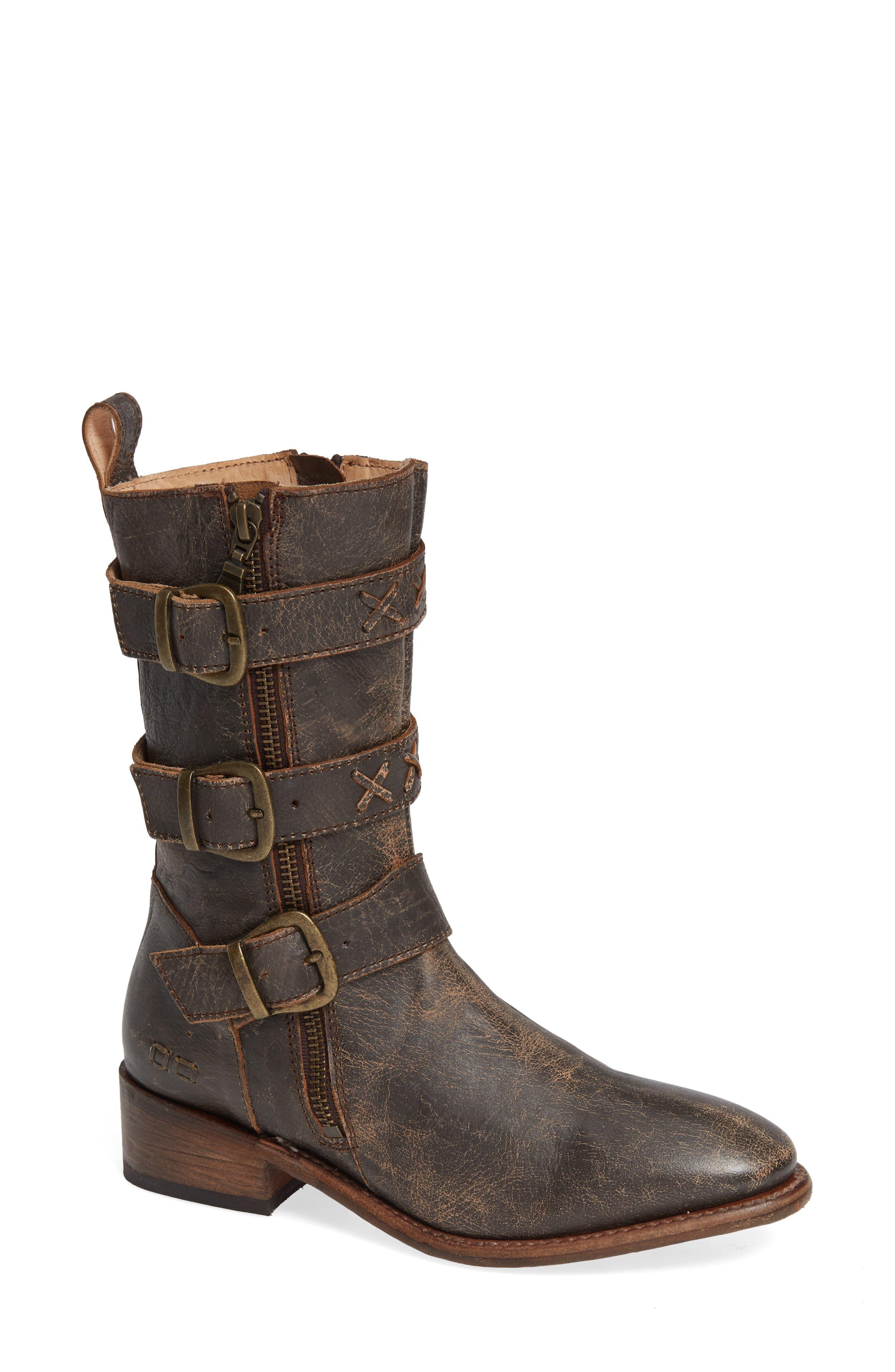 Bed Stu Blanchett Boot- Brown