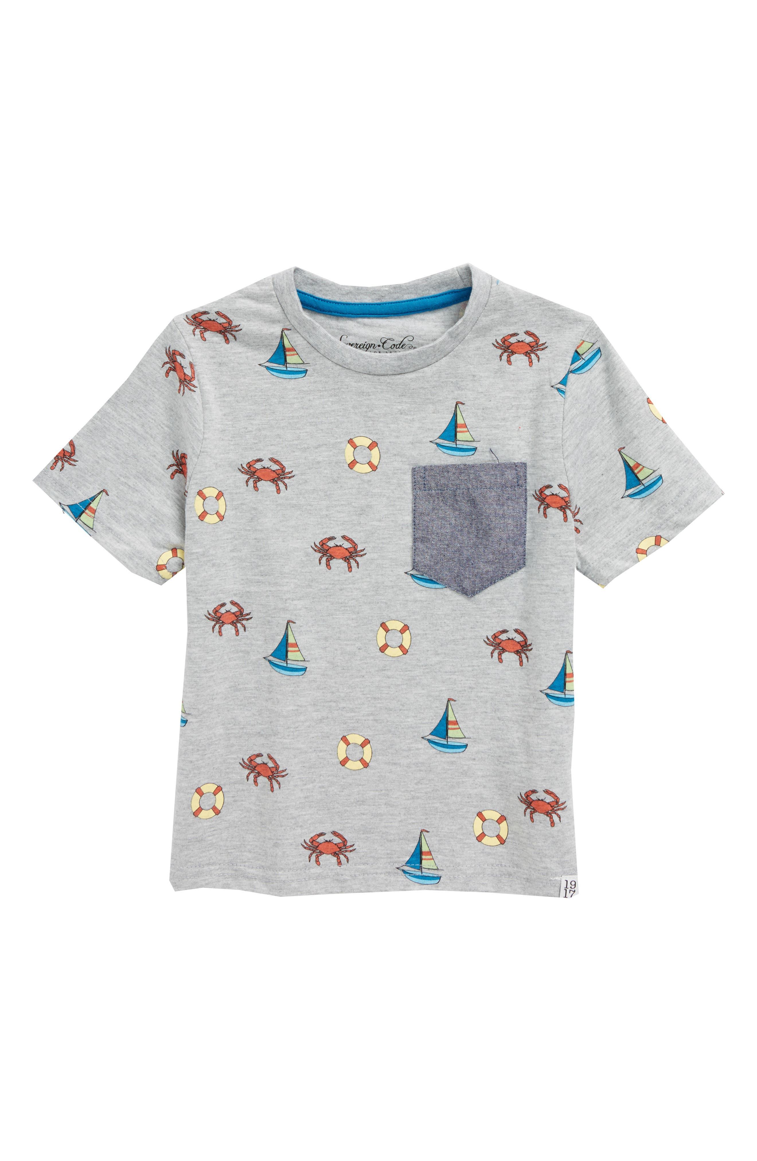 Nantucket Graphic T-Shirt,                             Main thumbnail 1, color,                             060
