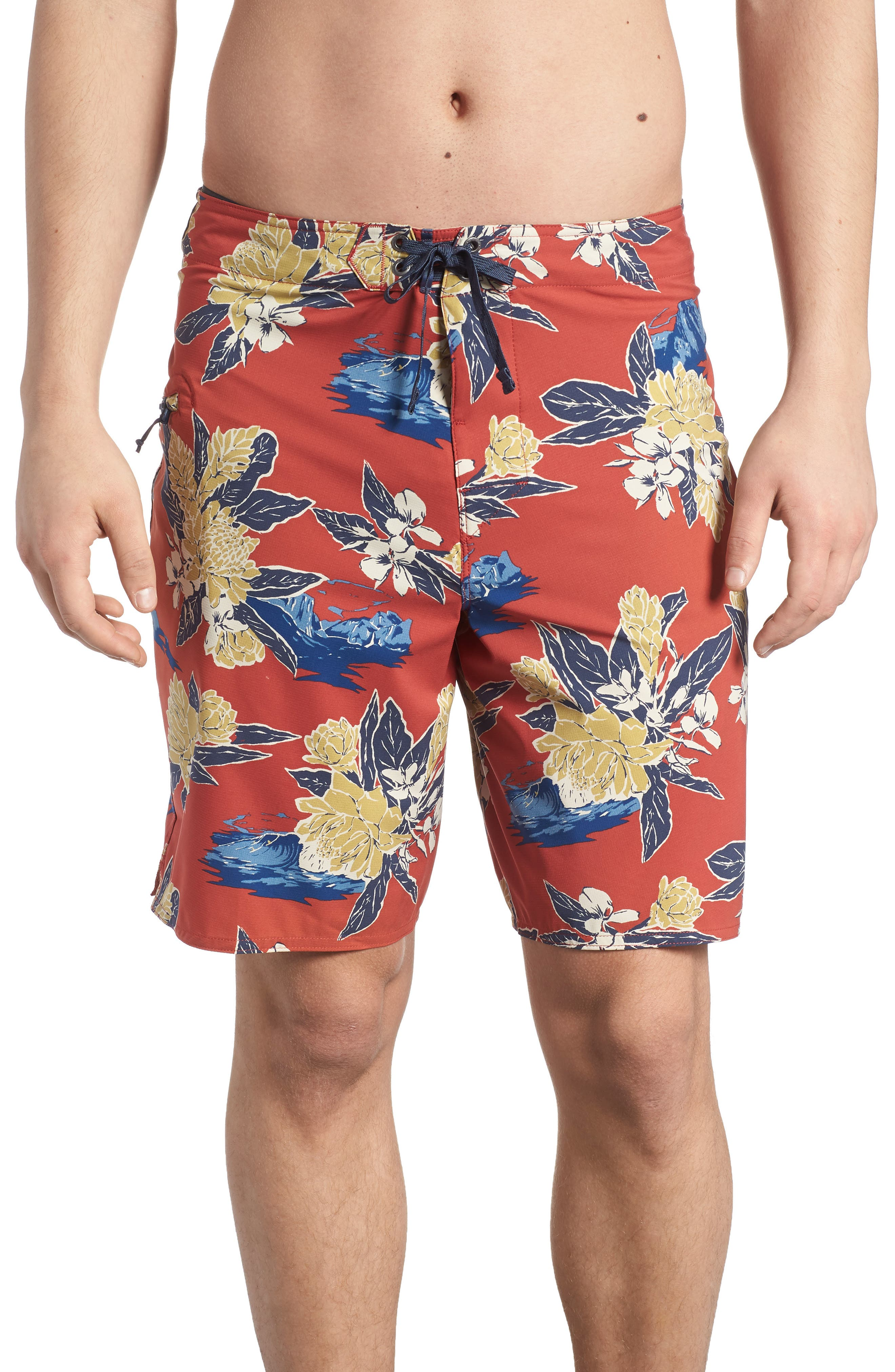 Stretch Planing Board Shorts,                         Main,                         color, 603