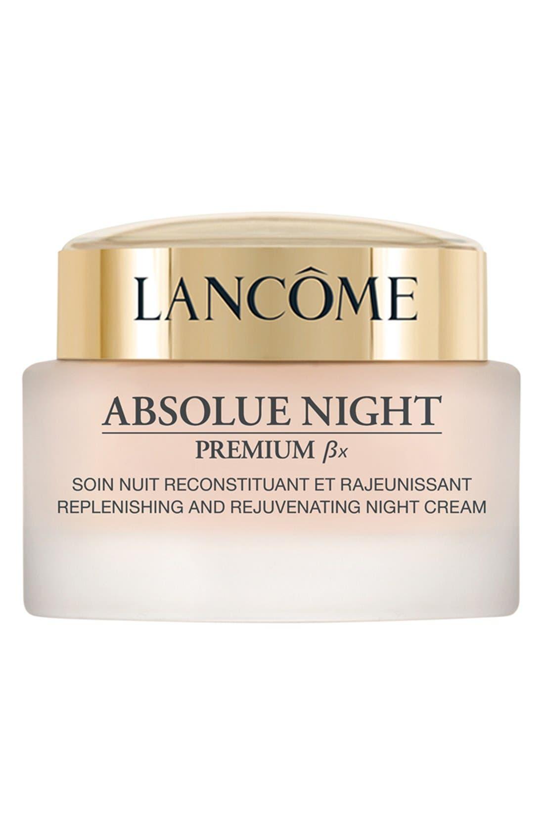 Absolue Premium Bx Night Recovery Moisturizer Cream,                         Main,                         color, NO COLOR