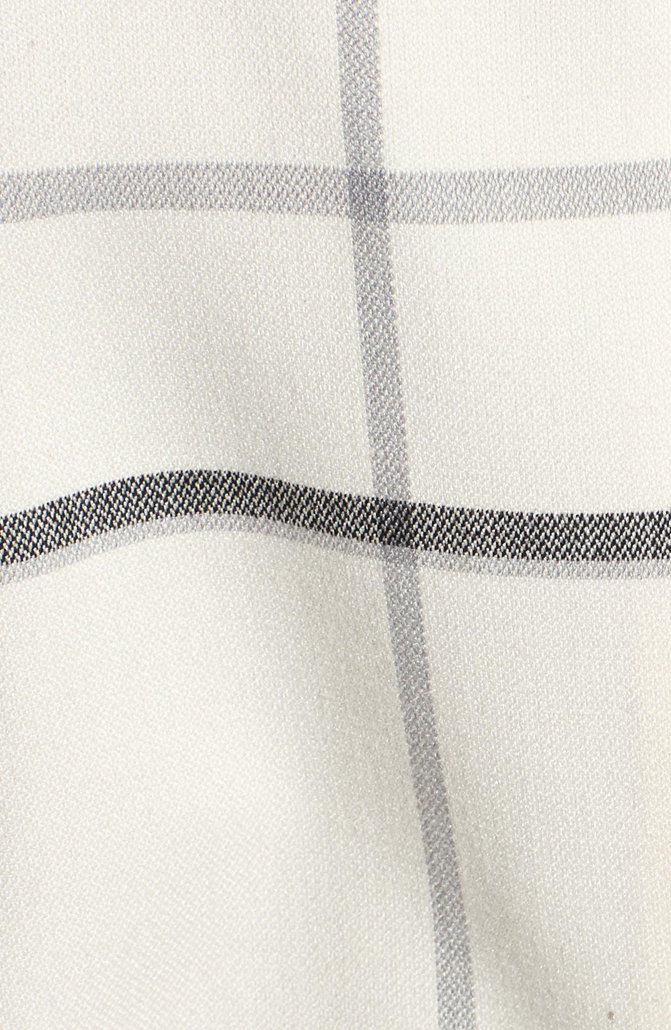 Tie Front Jacket,                             Alternate thumbnail 6, color,                             123