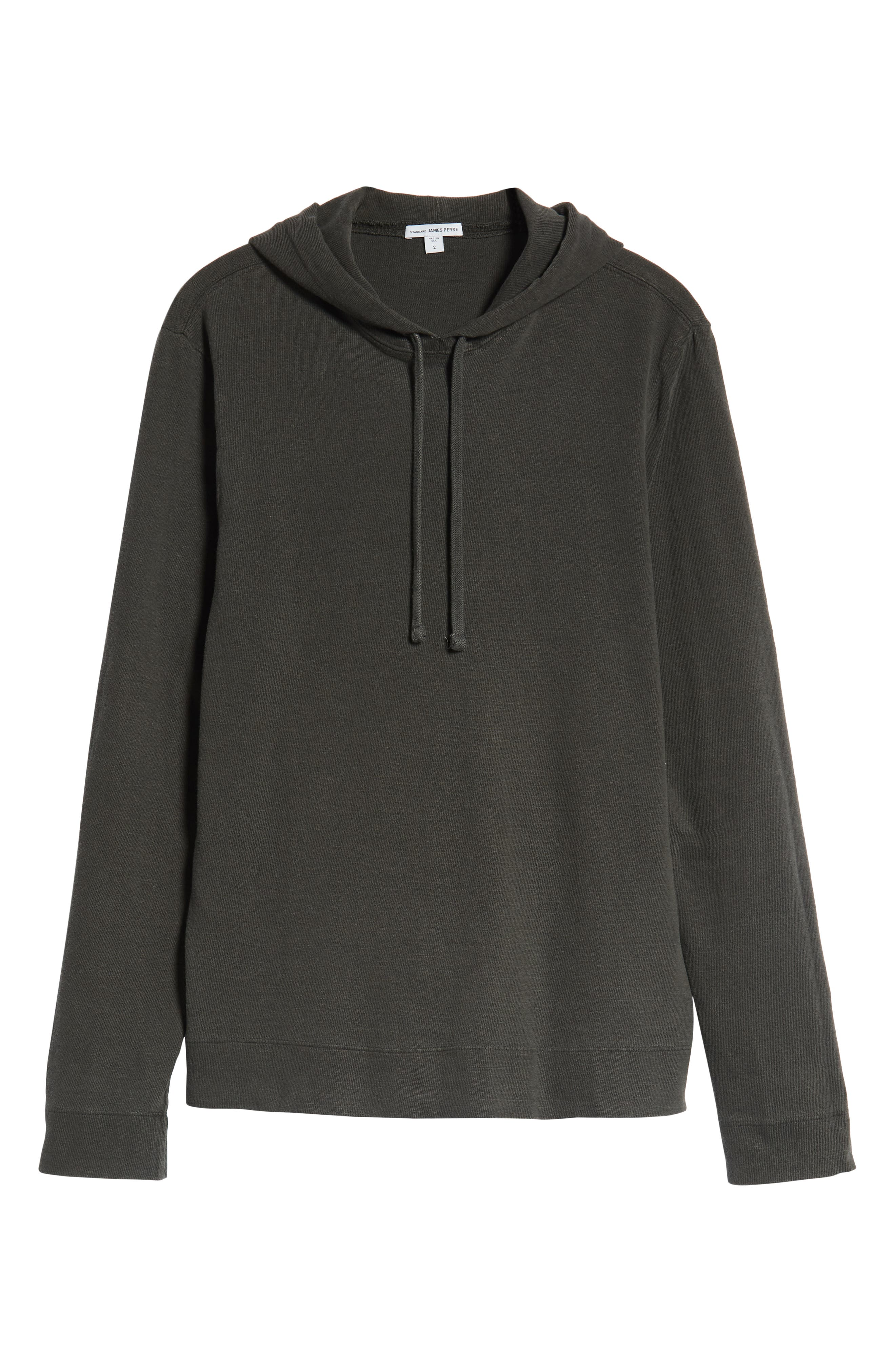 Standard Fit Pullover Hoodie,                             Alternate thumbnail 6, color,                             020