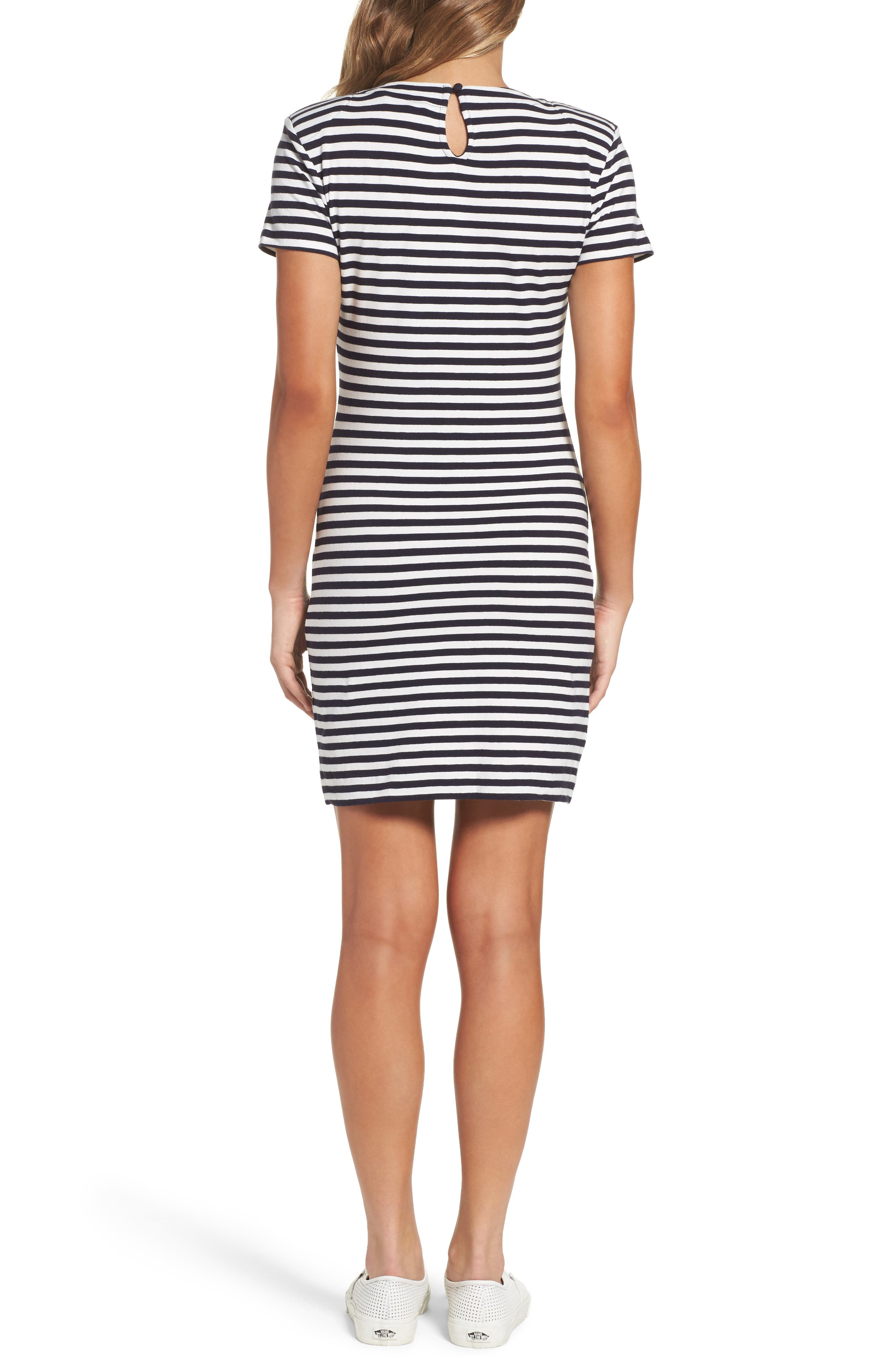 Sienna Knit Dress,                             Alternate thumbnail 2, color,                             493
