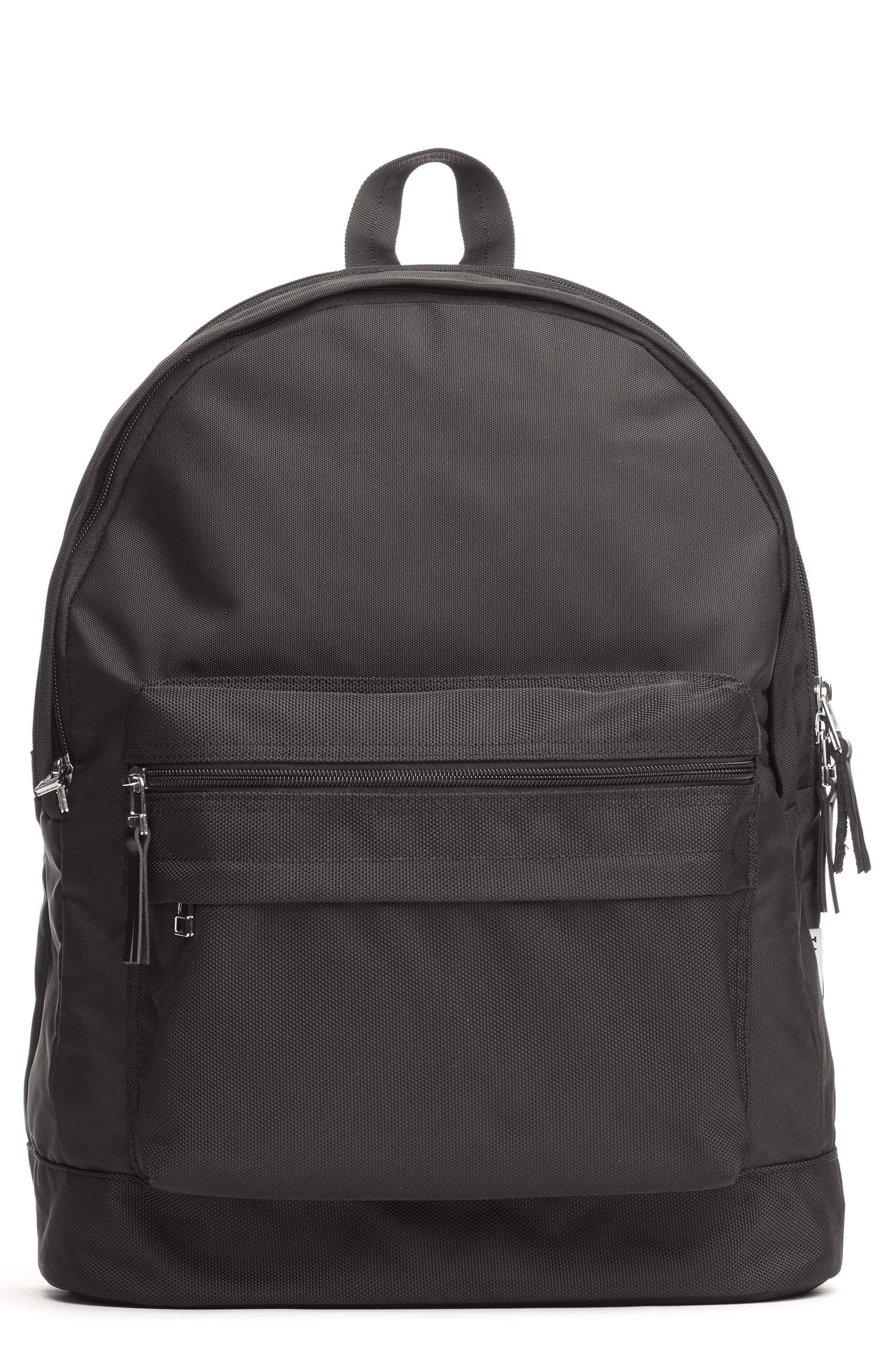Lancer Backpack,                         Main,                         color, MATTE BLACK