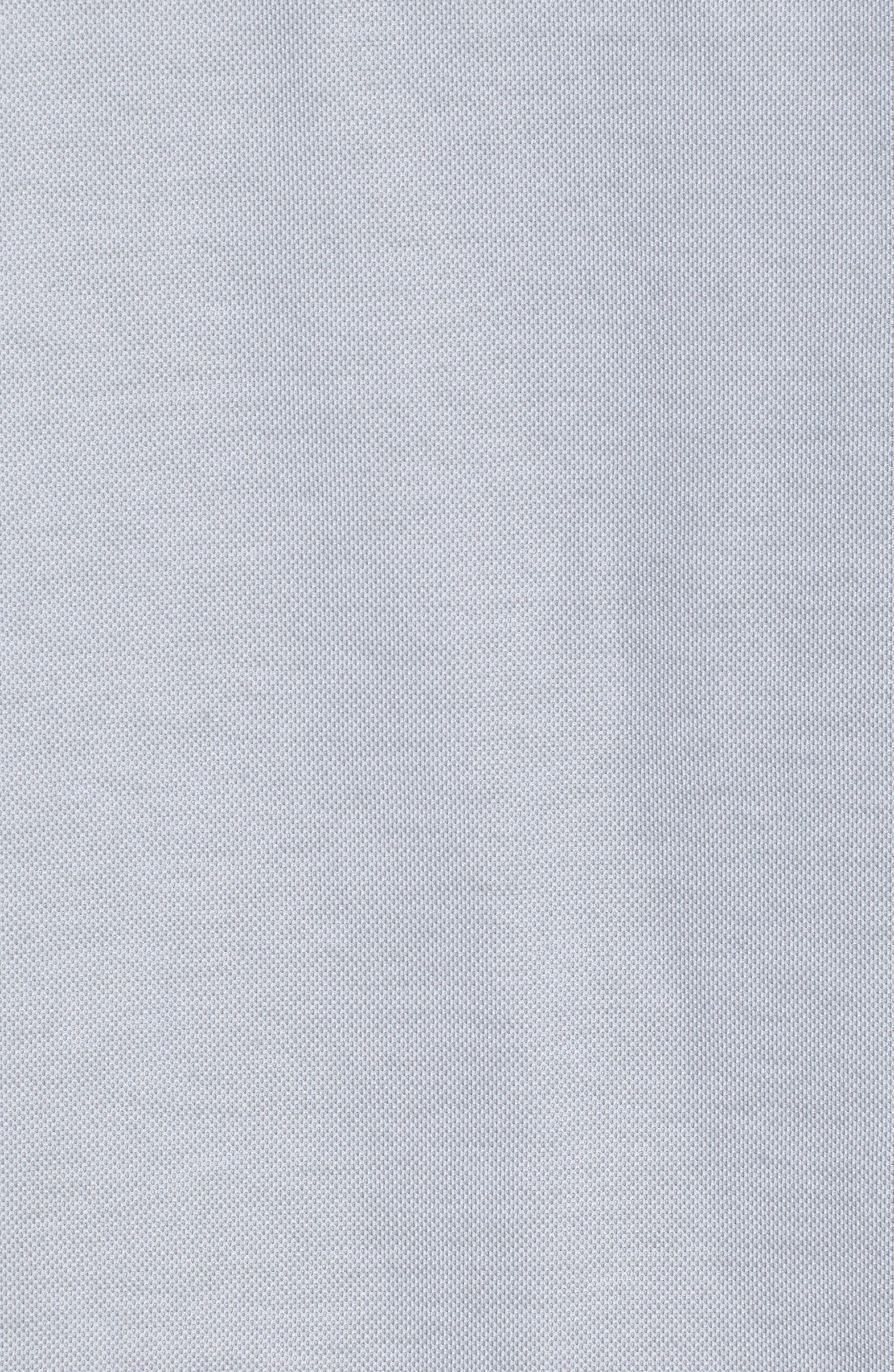 Jalegre Regular Fit Polo,                             Alternate thumbnail 5, color,                             HEATHER MONUMENT