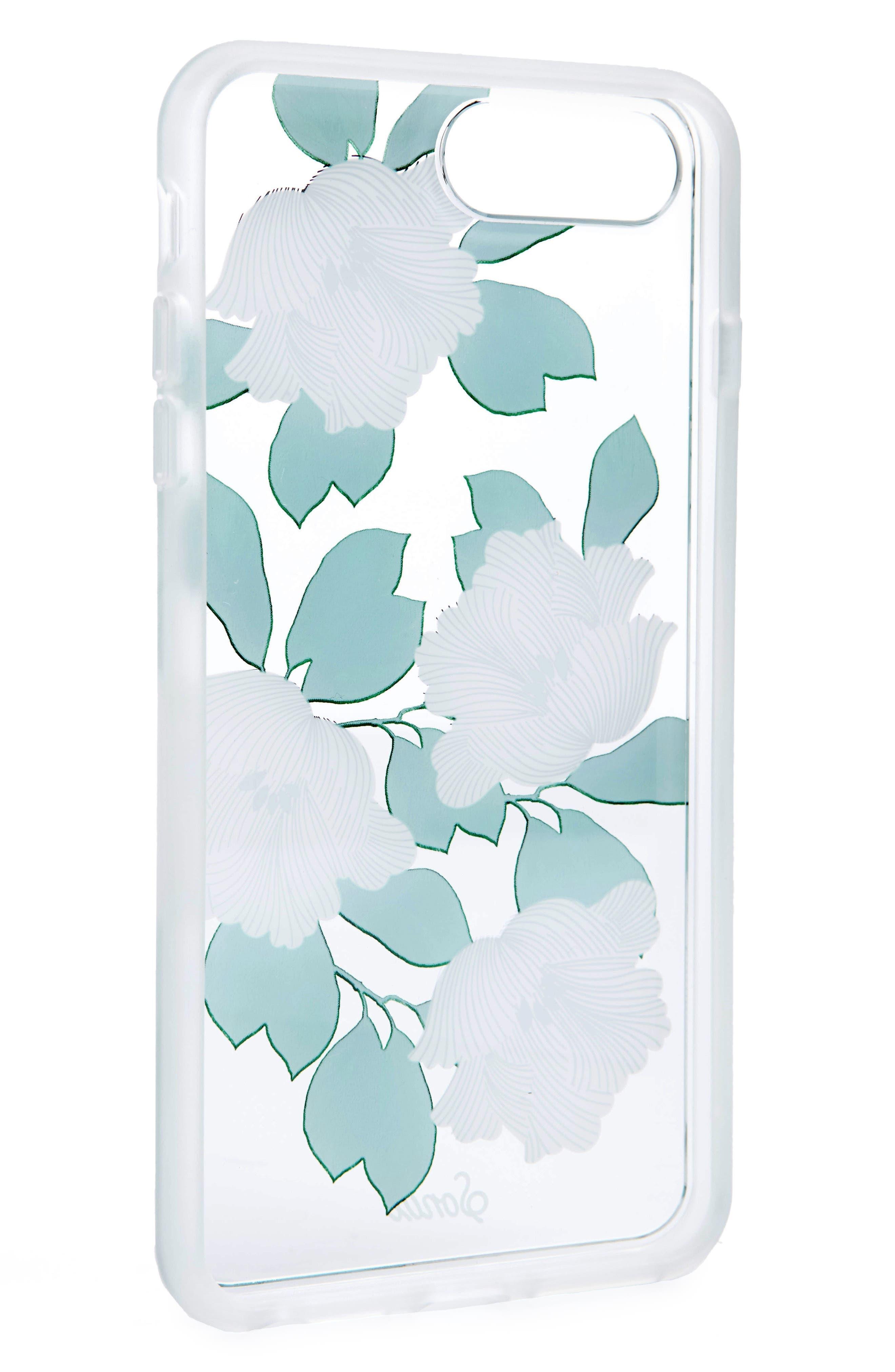 SONIX,                             Tropical Deco iPhone 6/6s/7/8 & 6/6s/7/8 Plus Case,                             Alternate thumbnail 2, color,                             100