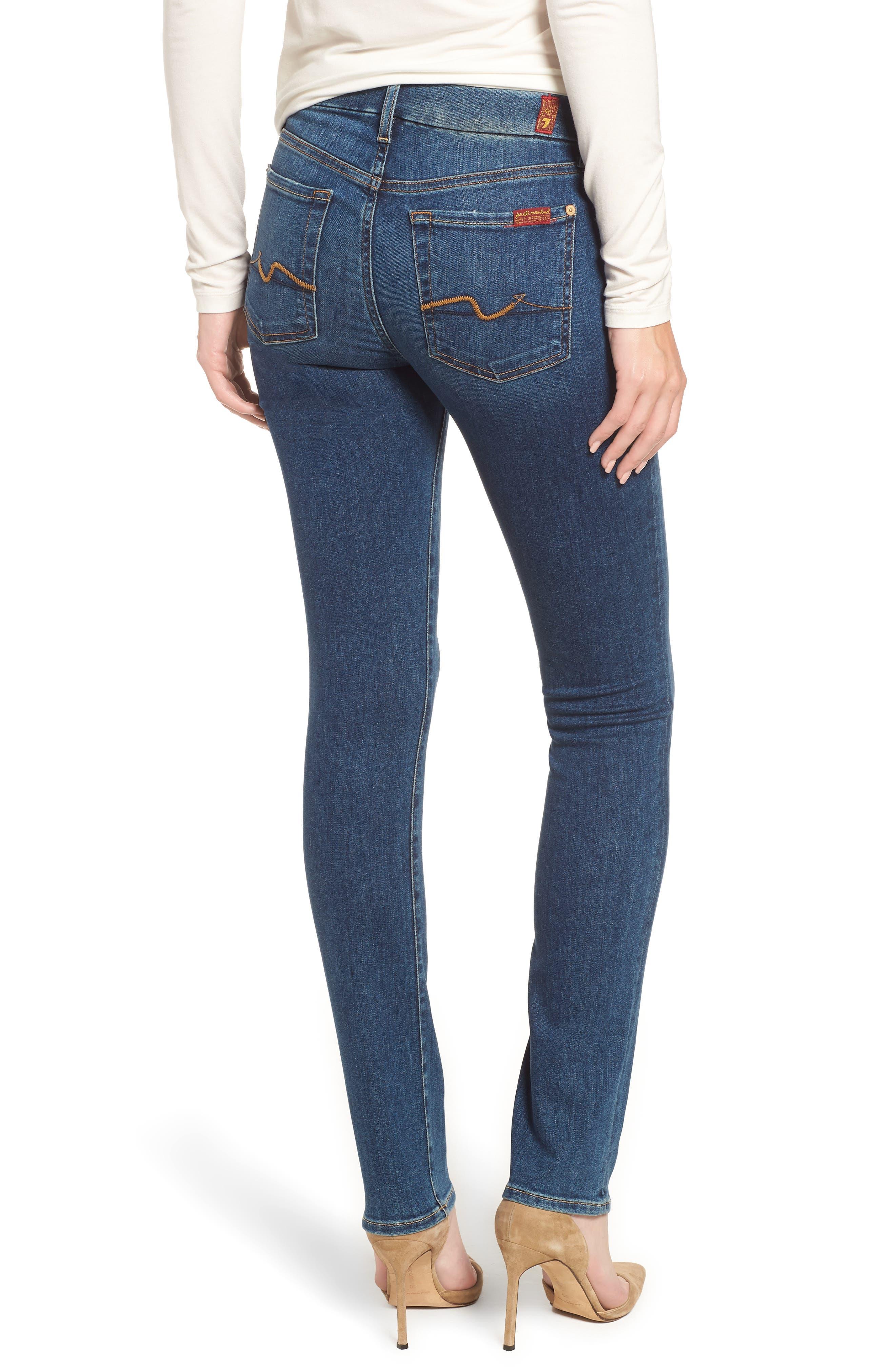 Kimmie Straight Leg Jeans,                             Alternate thumbnail 2, color,                             GLAM MEDIUM
