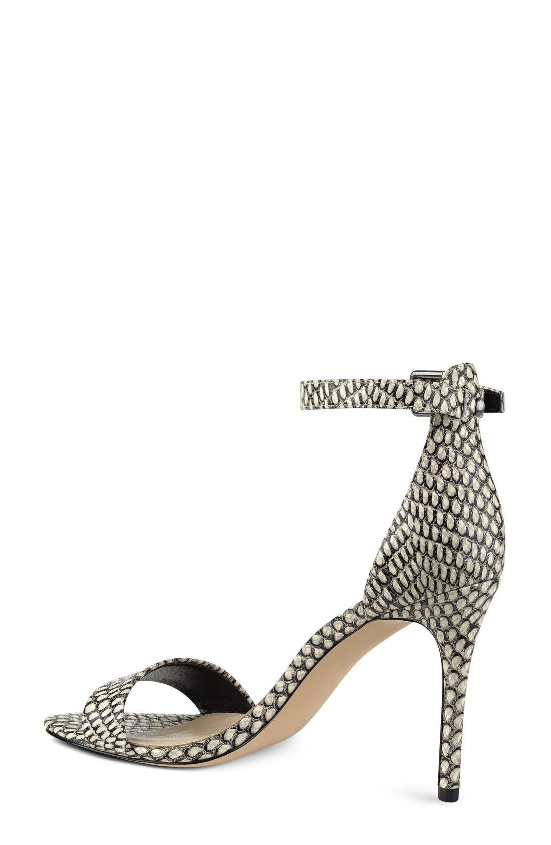 'Mana' Ankle Strap Sandal,                             Alternate thumbnail 8, color,