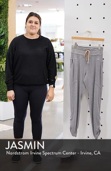 Free People FP Movement Ready Go Jogger Pants, sales video thumbnail