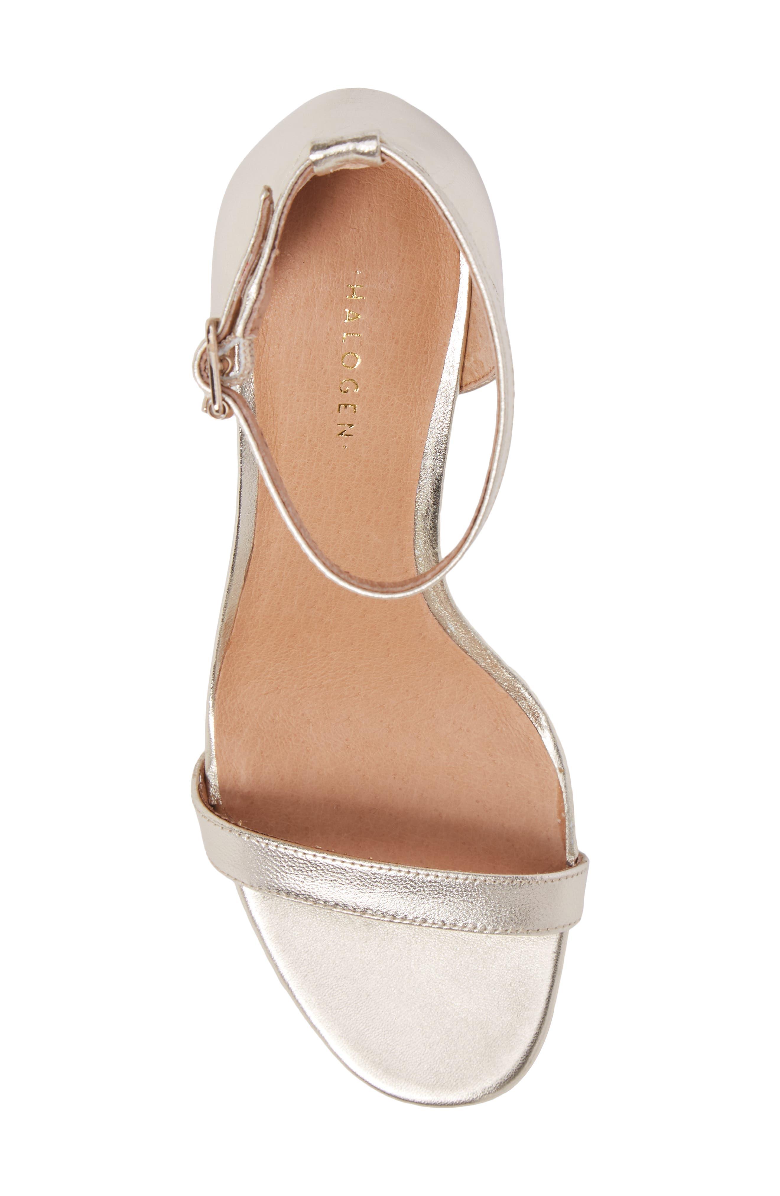 Audrey Ankle Strap Sandal,                             Alternate thumbnail 103, color,