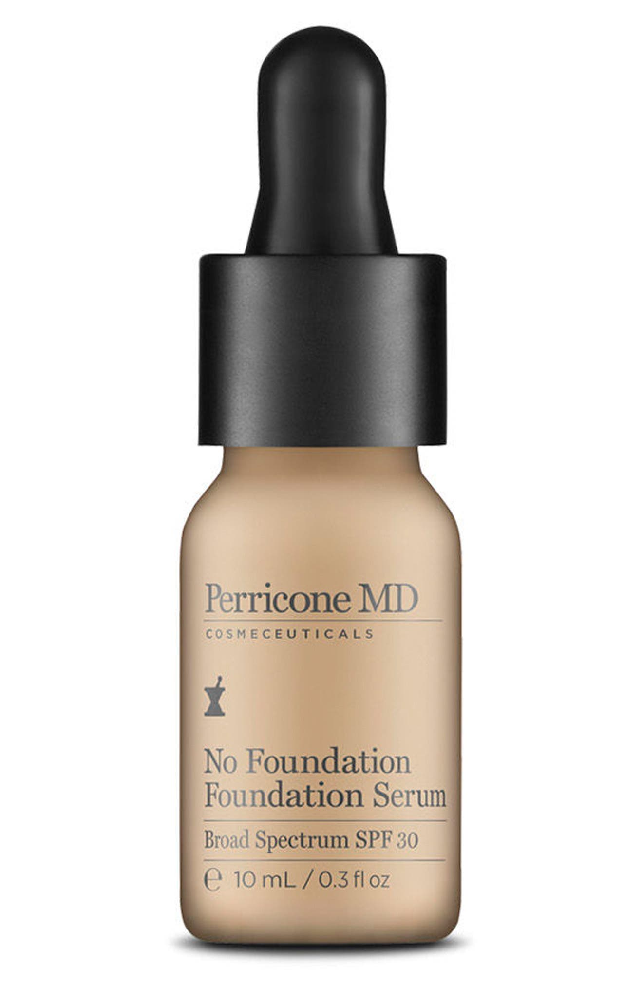 'No Foundation' Foundation Serum Broad Spectrum SPF 30,                             Alternate thumbnail 2, color,                             NO COLOR