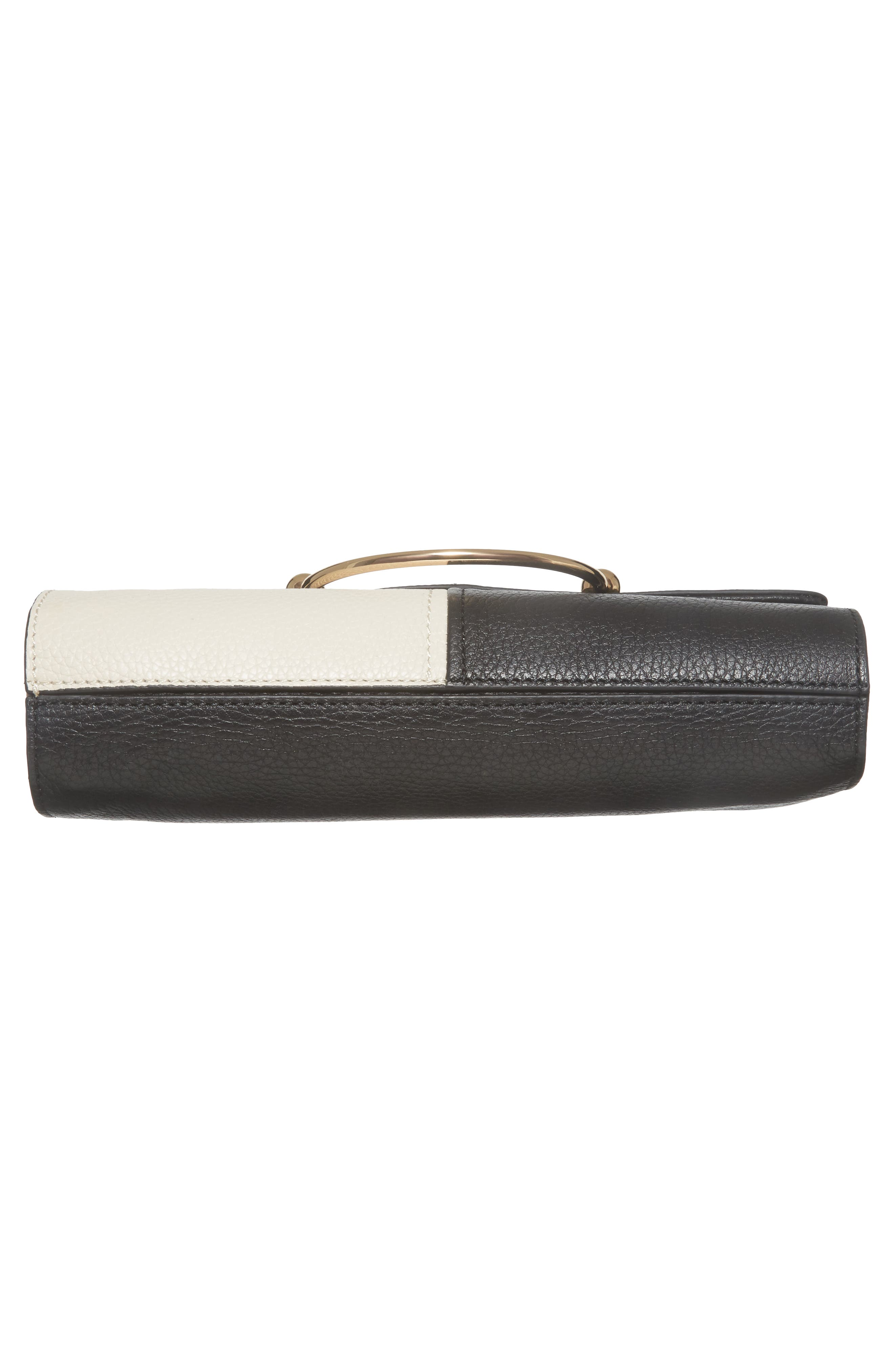 Astor Pebbled Leather Flap Clutch,                             Alternate thumbnail 22, color,